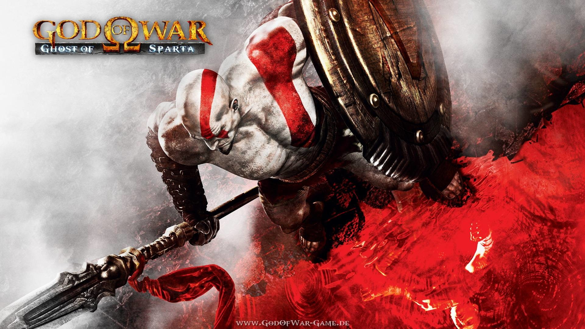 Kratos Wallpaper HD (71+ pictures)