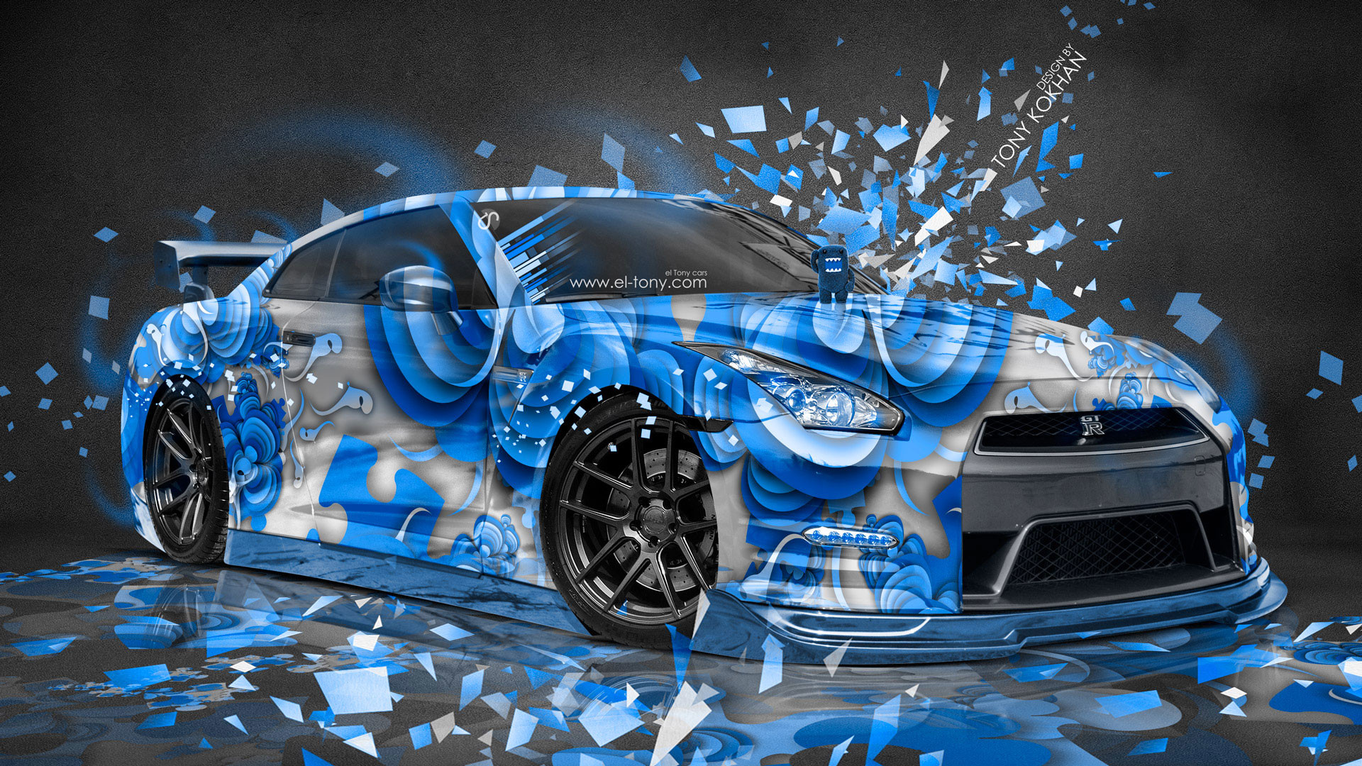 Download Wallpaper Mobil Sport 3d: 3D Background Wallpaper (81+ Pictures