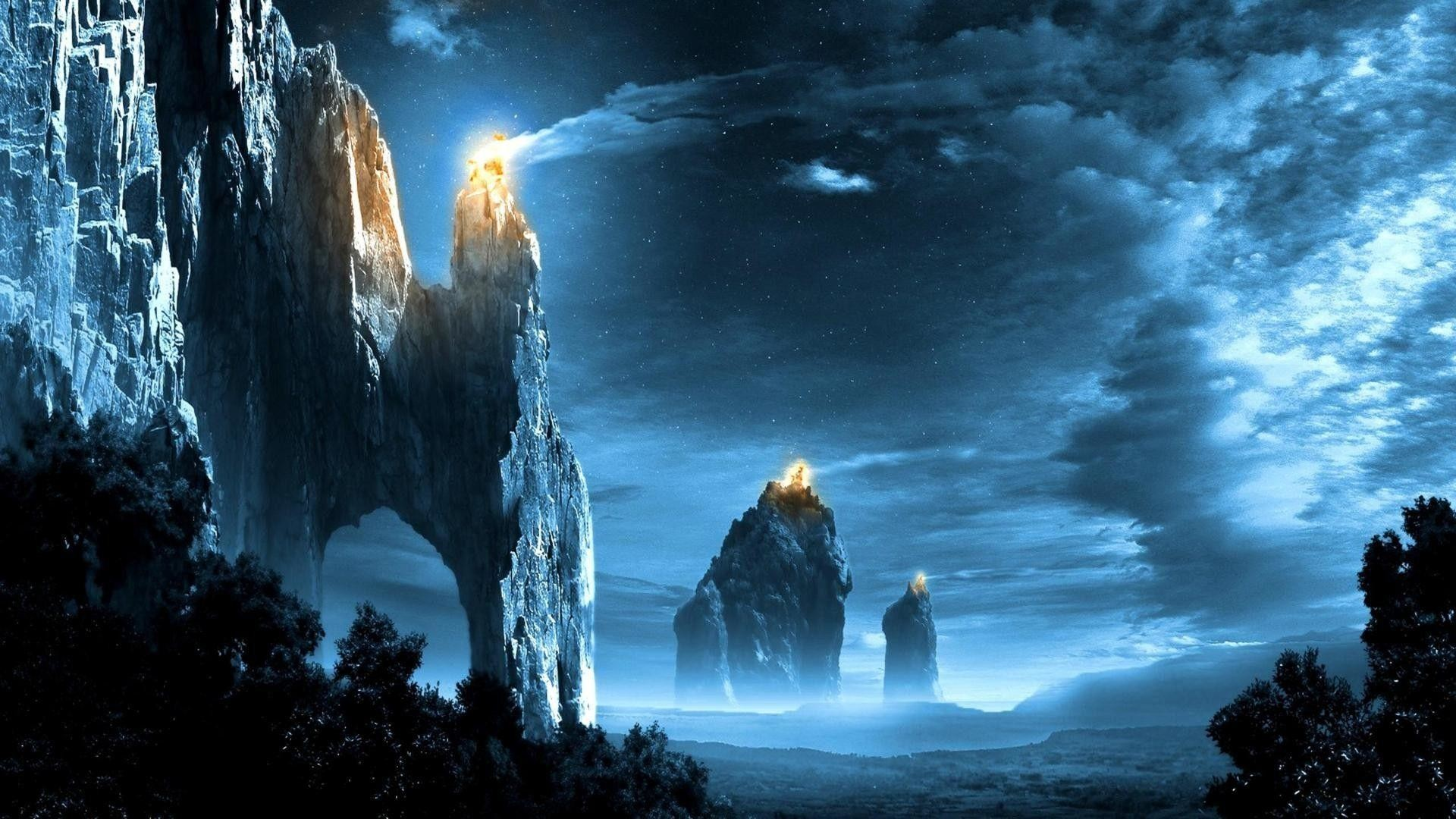 Lord of the Rings HD Wallpaper (80+