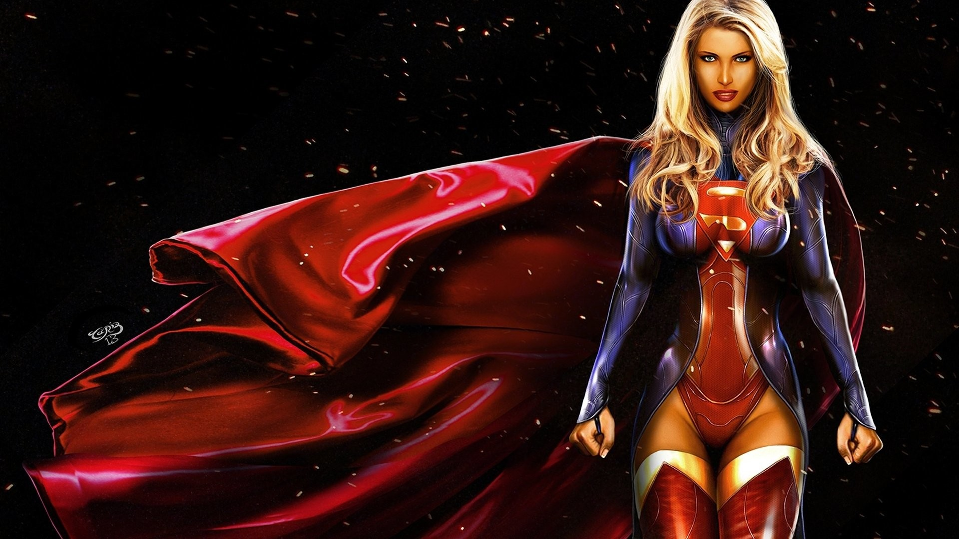 Supergirl Wallpapers 71 Pictures