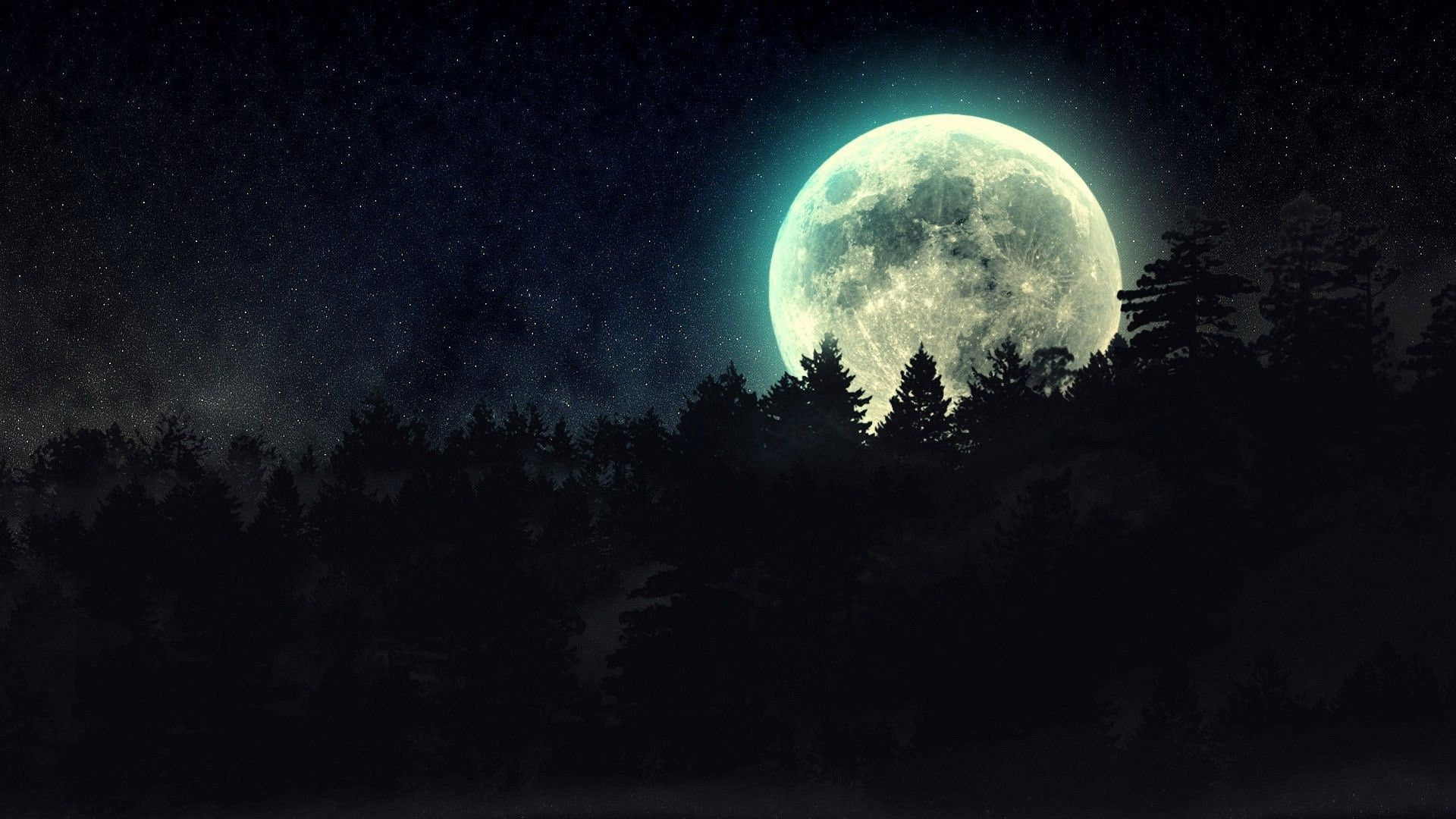 Full Moon Wallpaper 75 Pictures