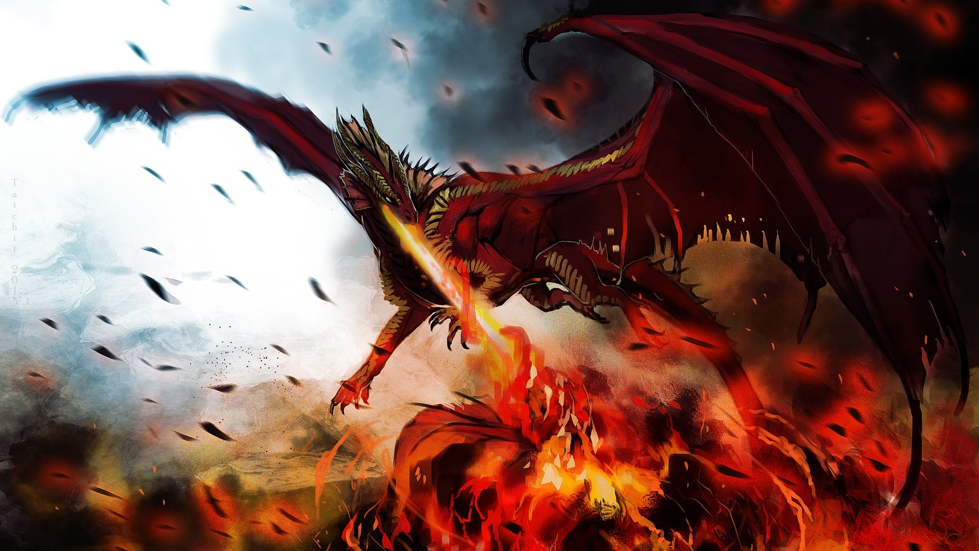 Wings Of Fire Wallpapers 74 Pictures