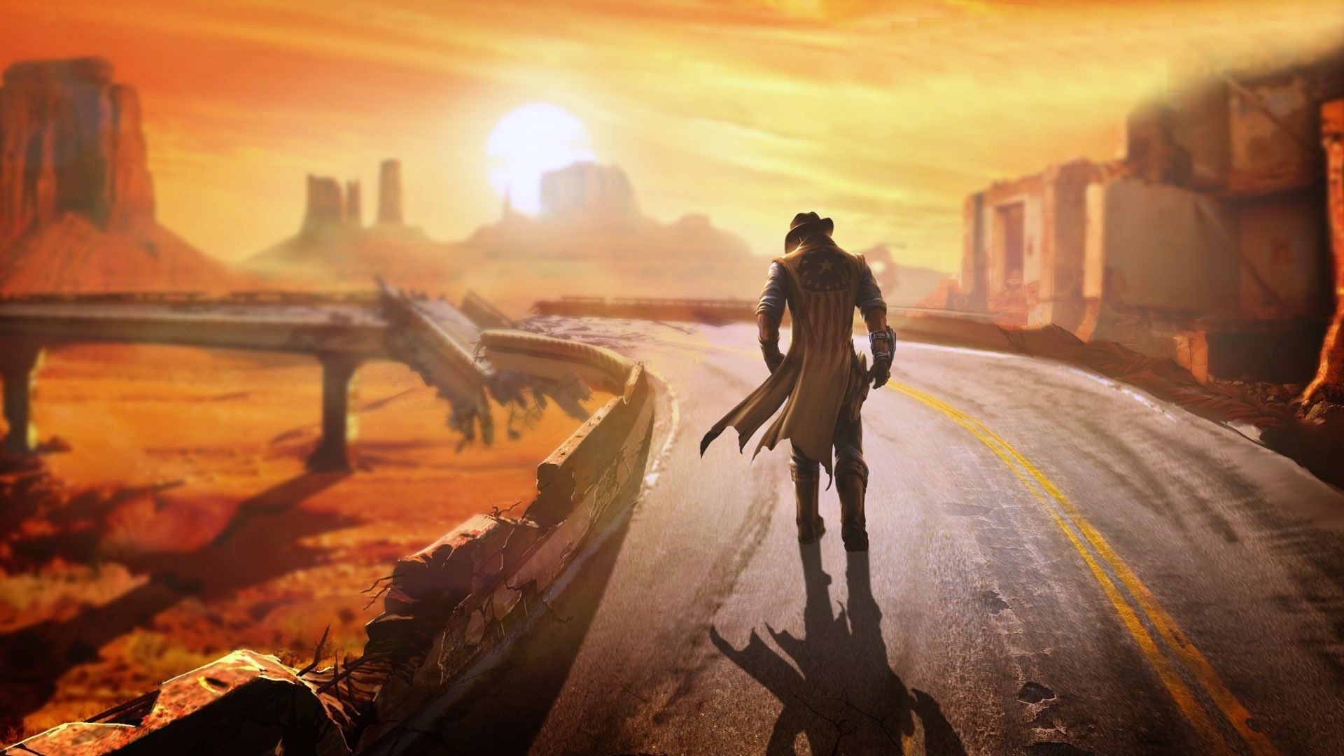 Fallout 3 wallpaper 80 pictures 2000x1125 wallpaper for desktop fallout 3 thecheapjerseys Gallery
