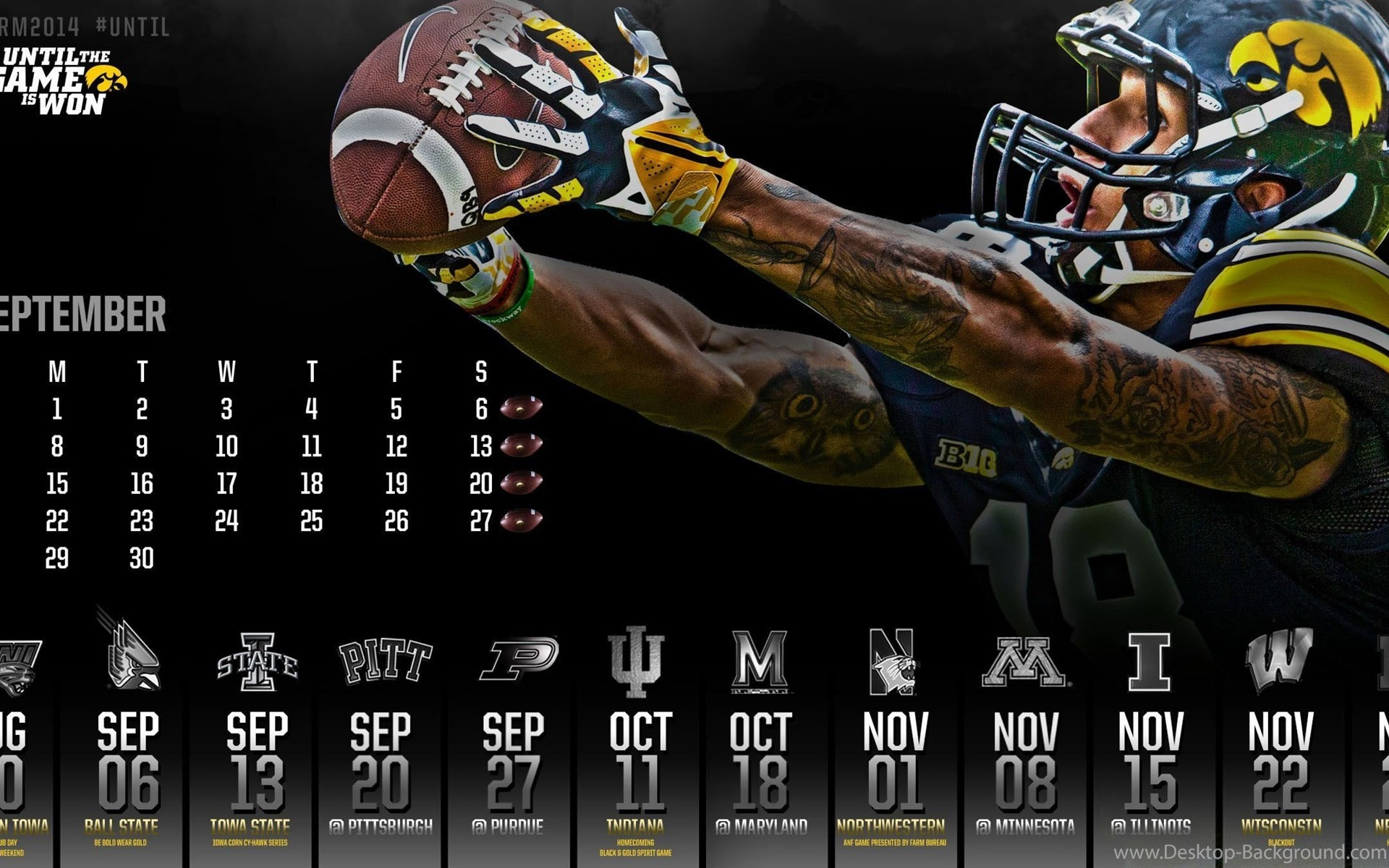 Iowa Hawkeyes Wallpapers (69+ pictures)