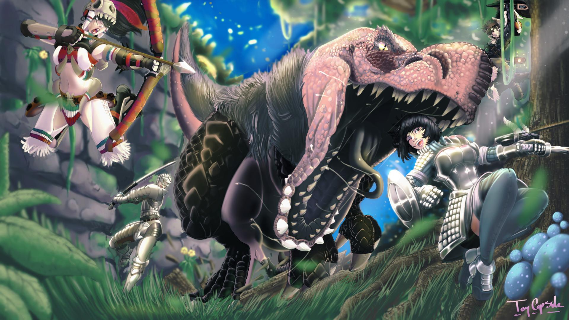 Monster Hunter 3 Wallpaper 64 Pictures