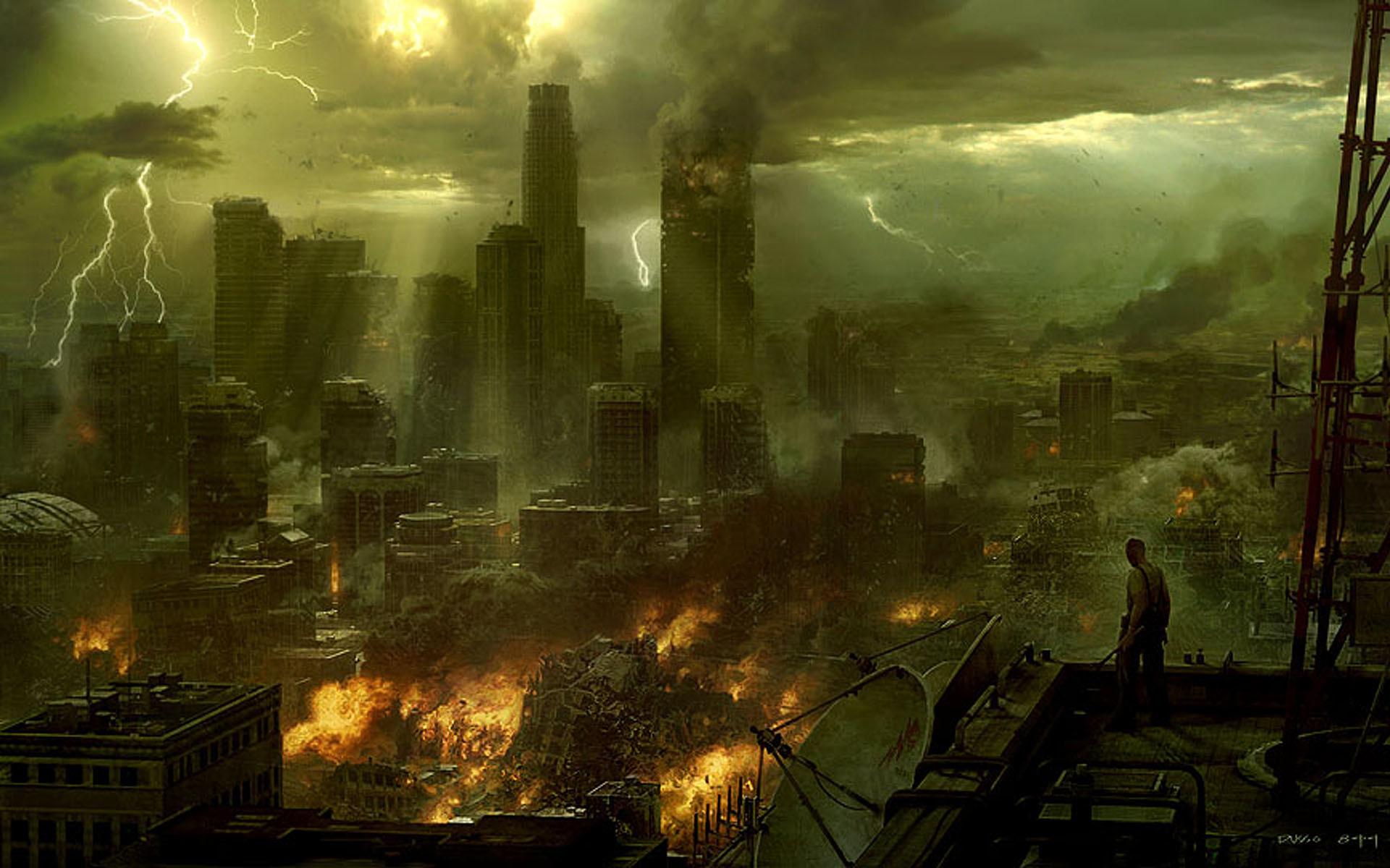 Doomsday Wallpaper 69 Pictures