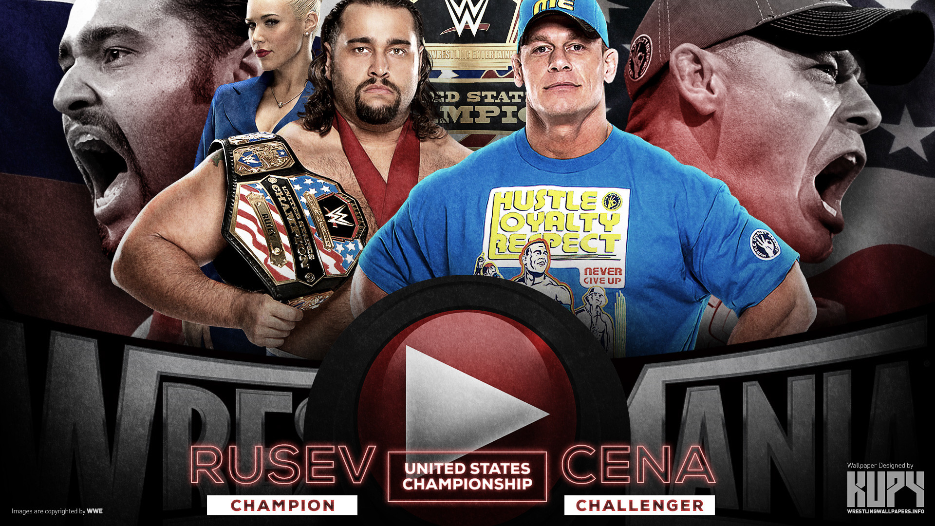 Wwe John Cena Wallpaper 2018 Hd 51 Pictures