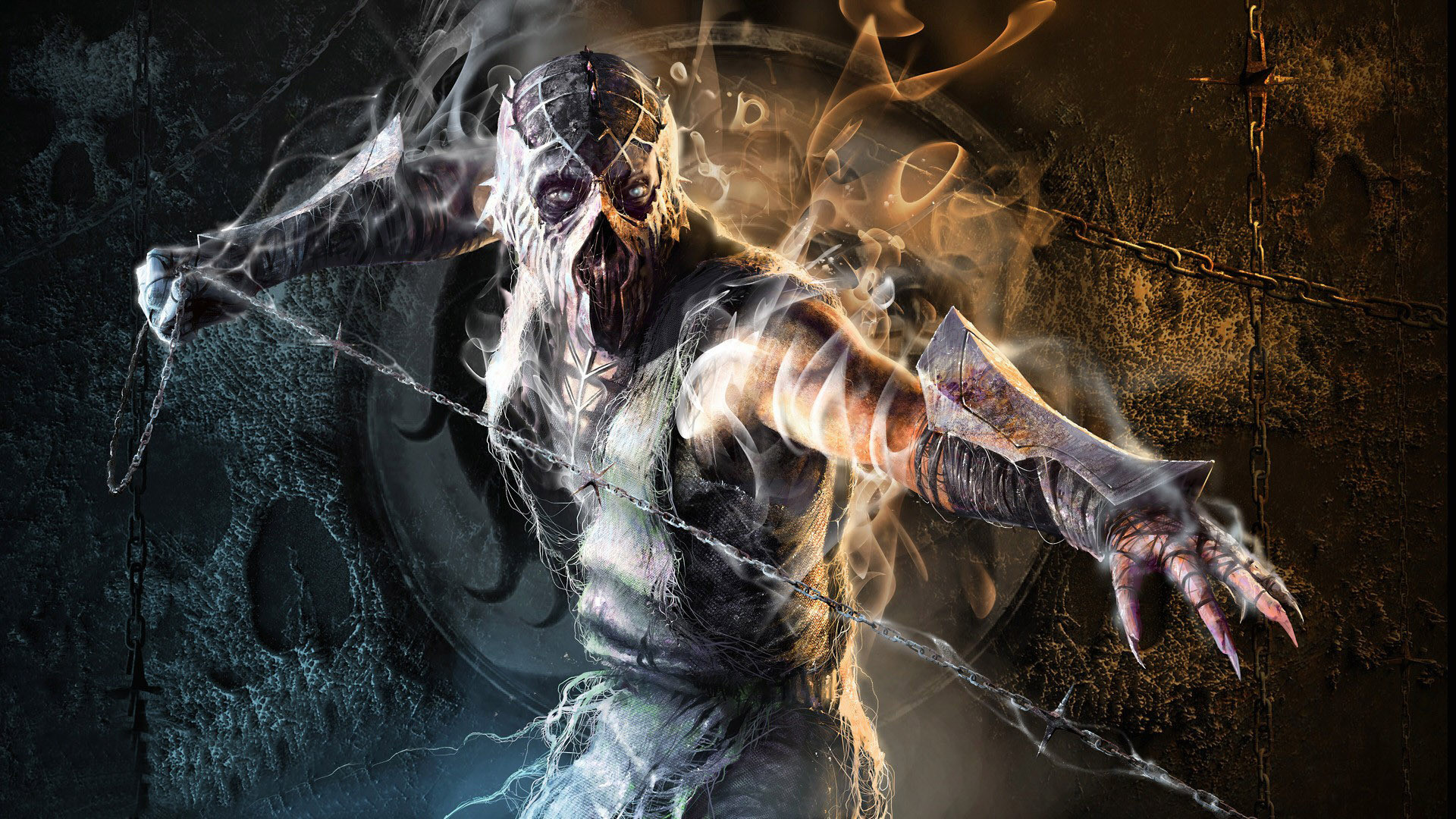 Scorpion Mortal Kombat Wallpaper 63 Pictures