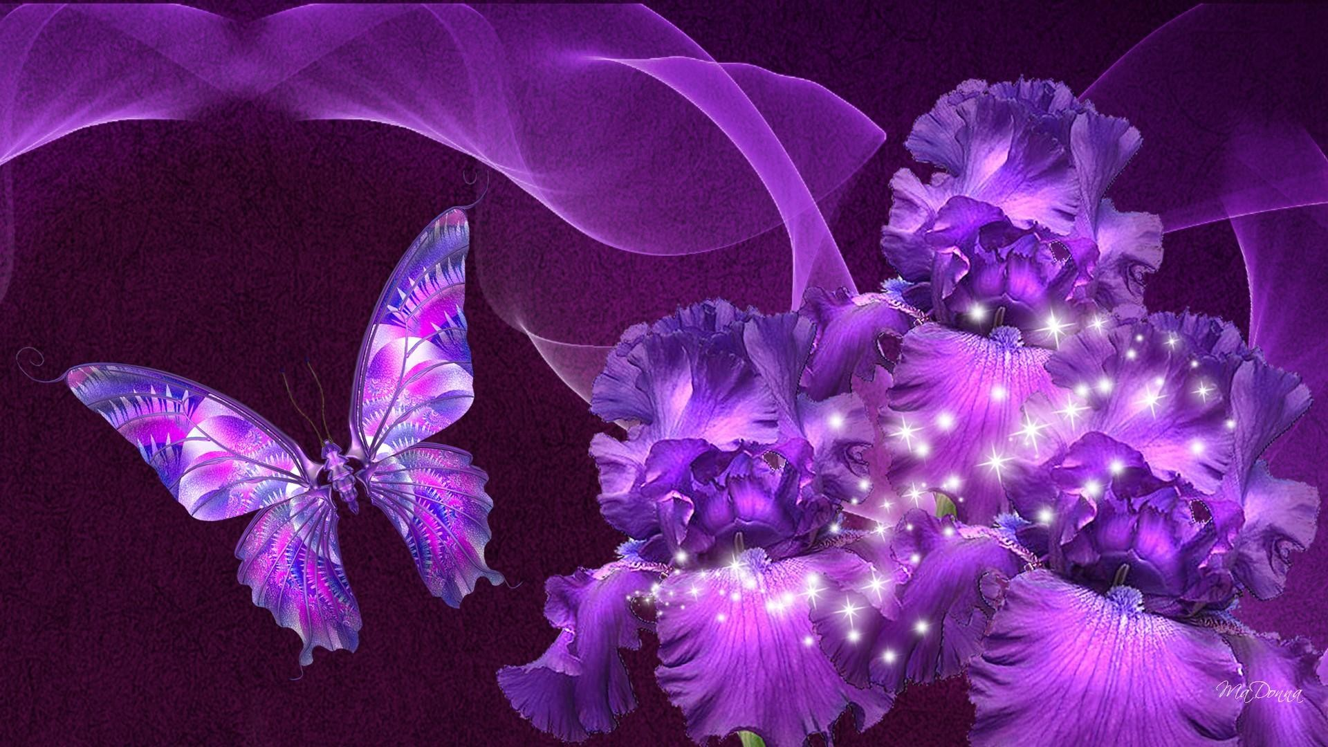 Открытка спокойной ночи цветы картинки