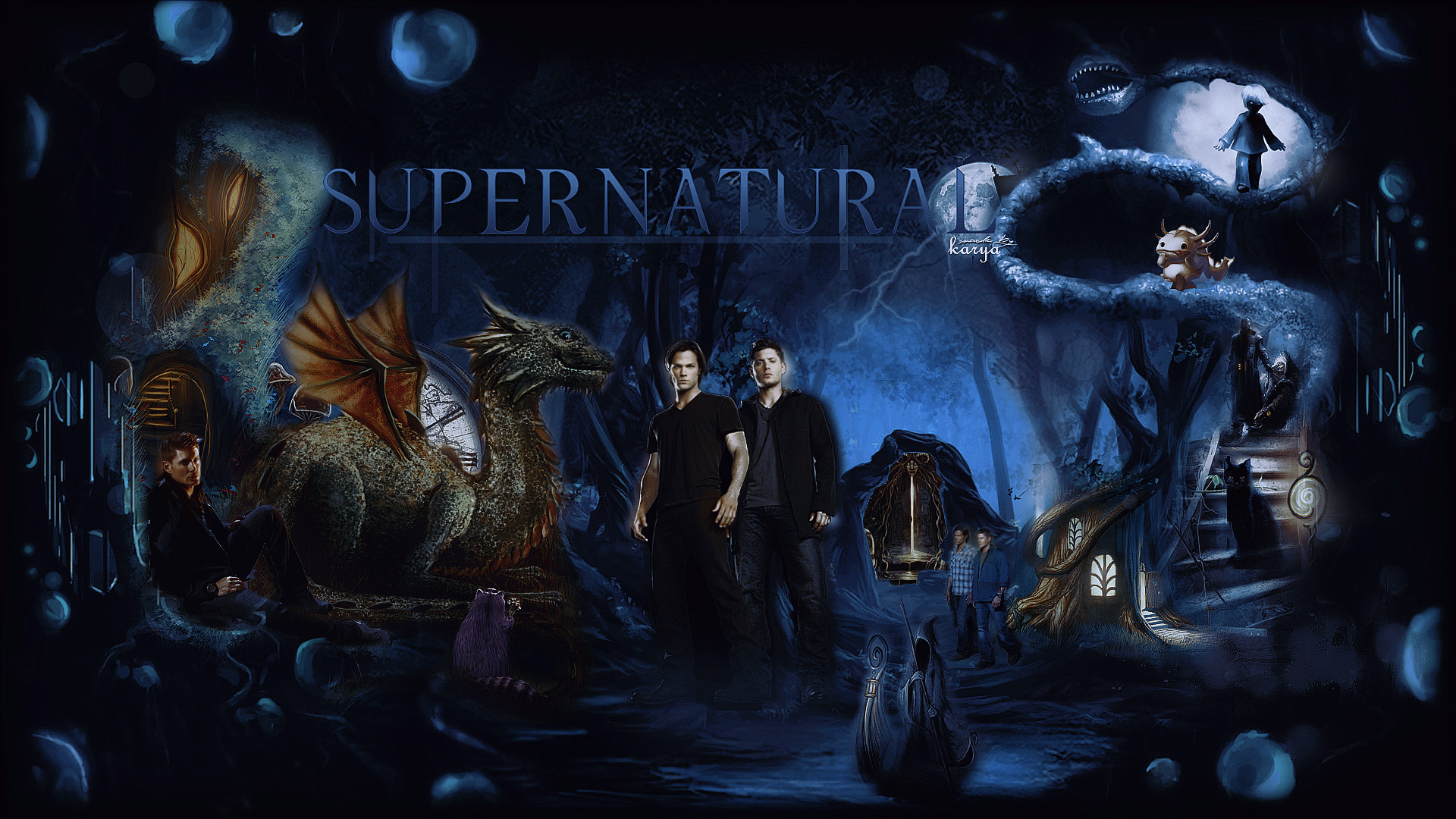 Supernatural Backgrounds 81 Pictures