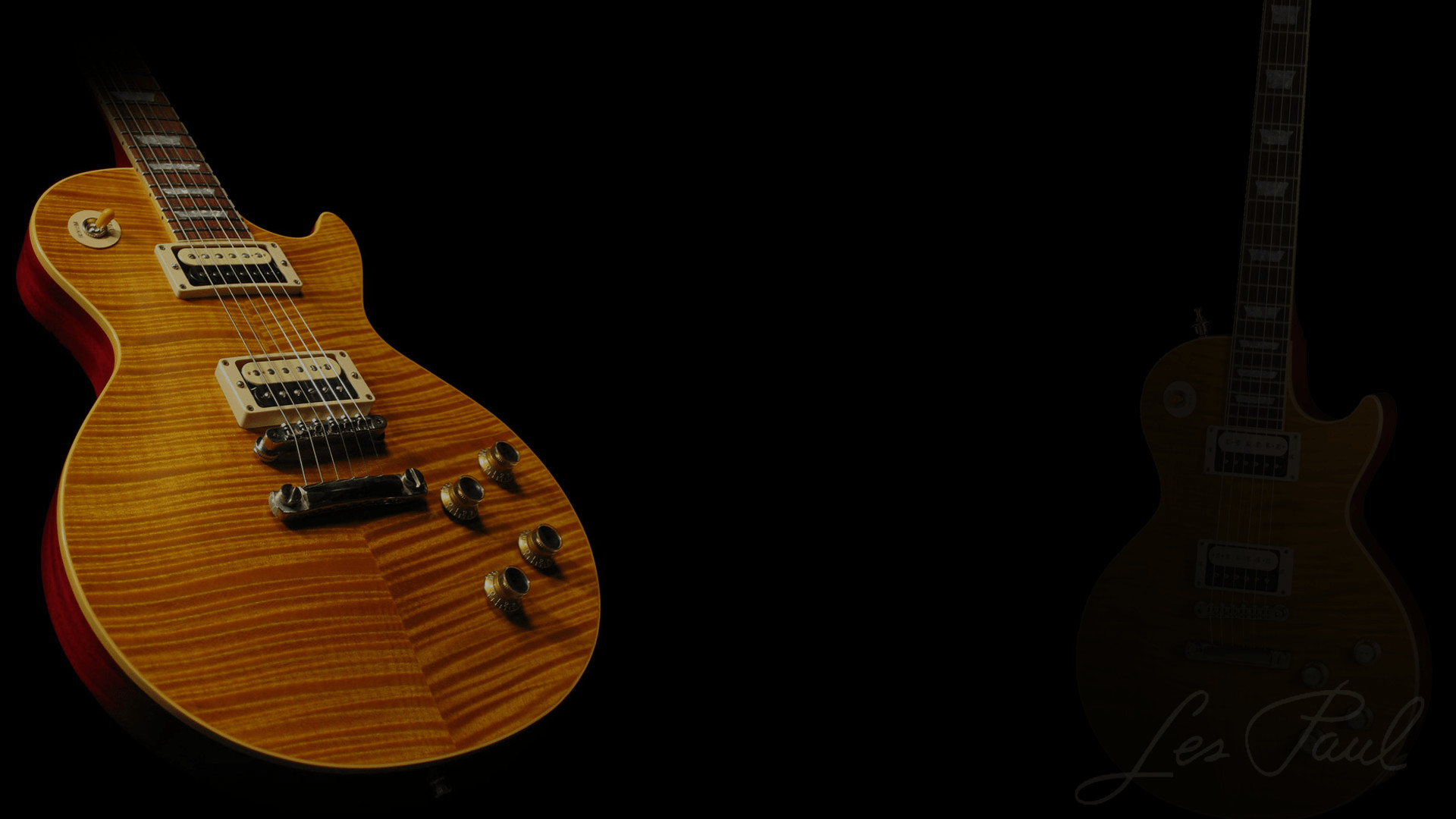 Les Paul Wallpaper 62 Pictures