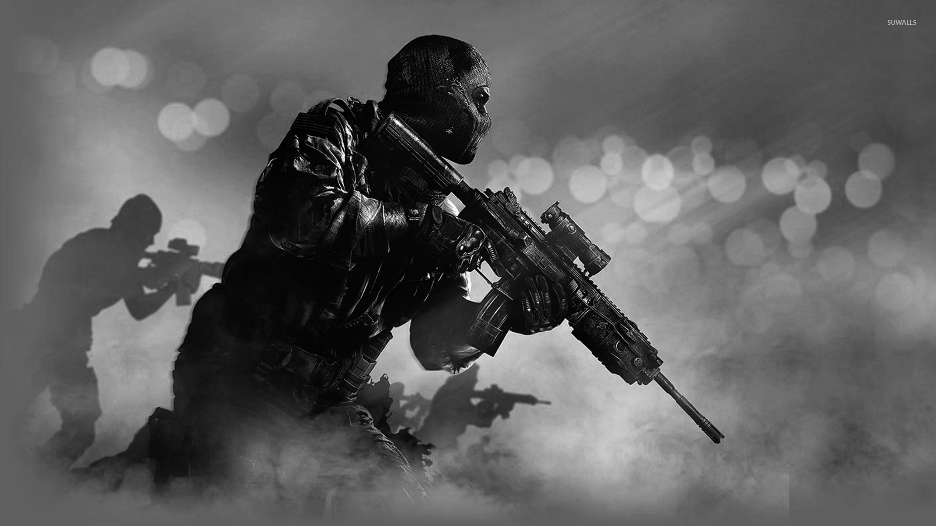 Mw2 Ghost Wallpaper 76 Pictures