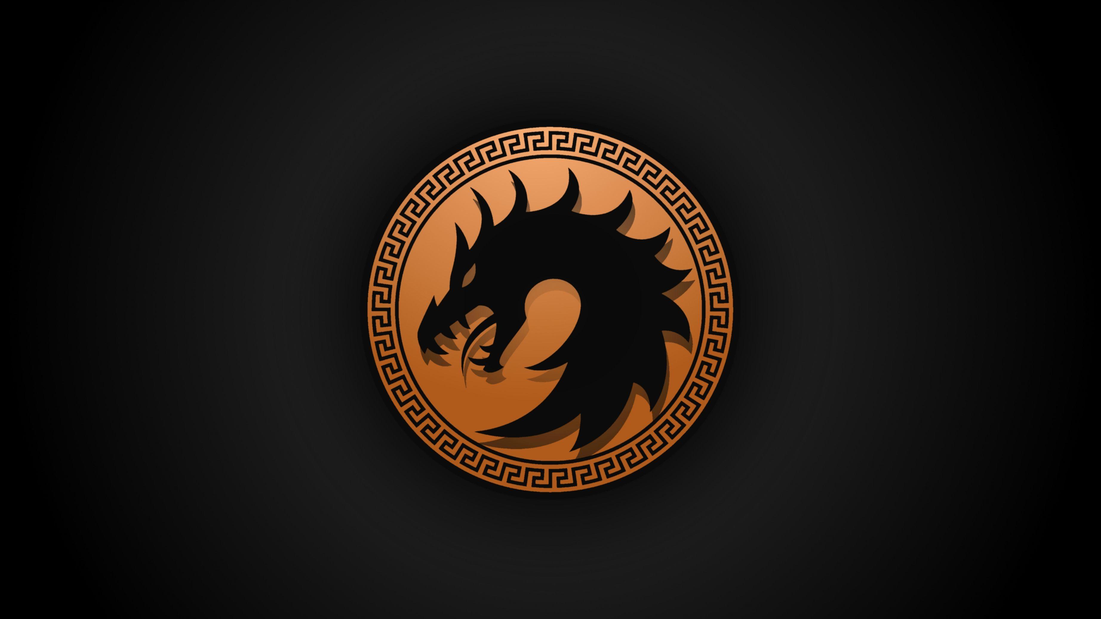 Dragon Logo Wallpaper 71 Pictures