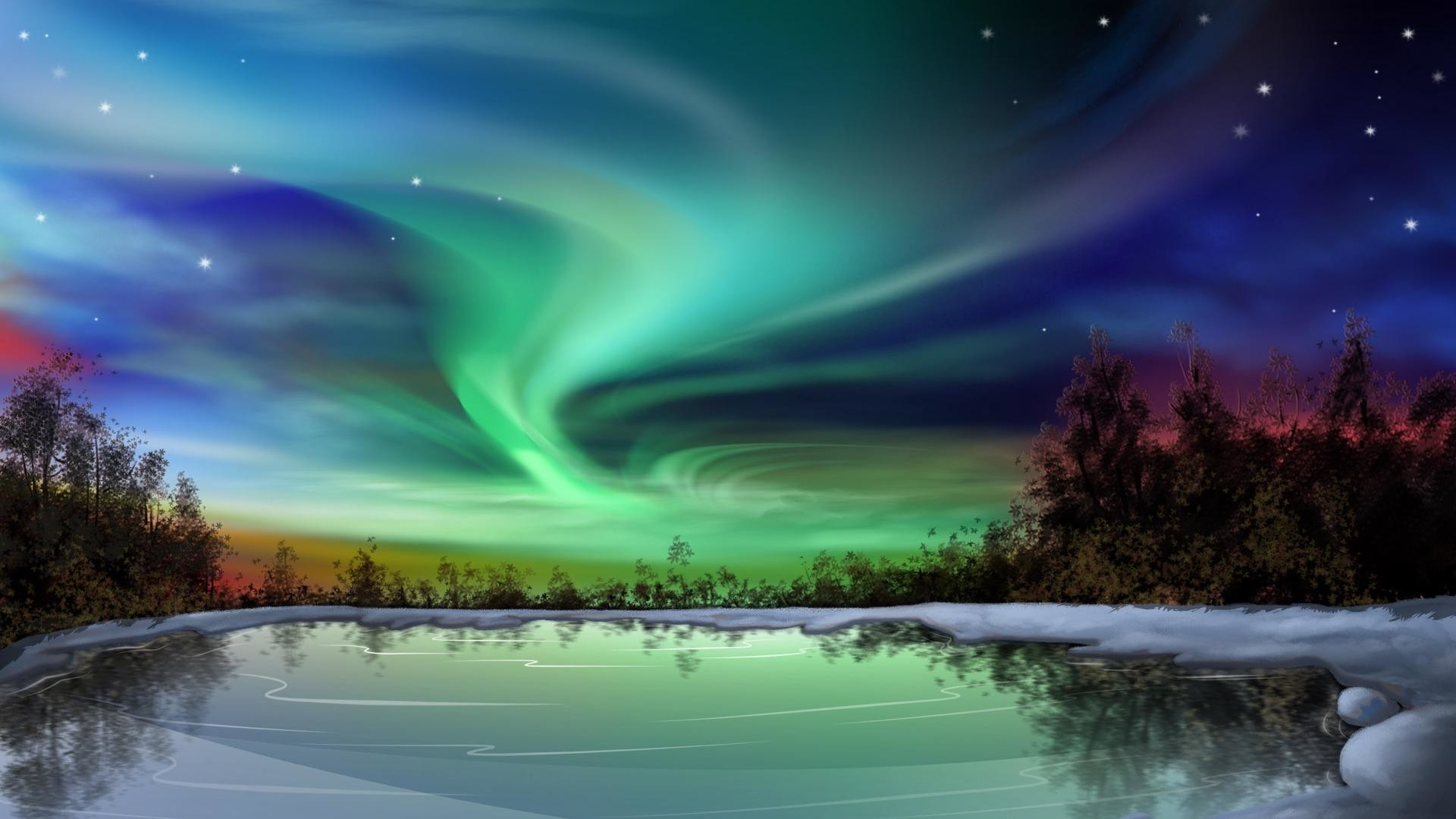 Aurora Borealis Wallpaper National Geographic 56 Pictures