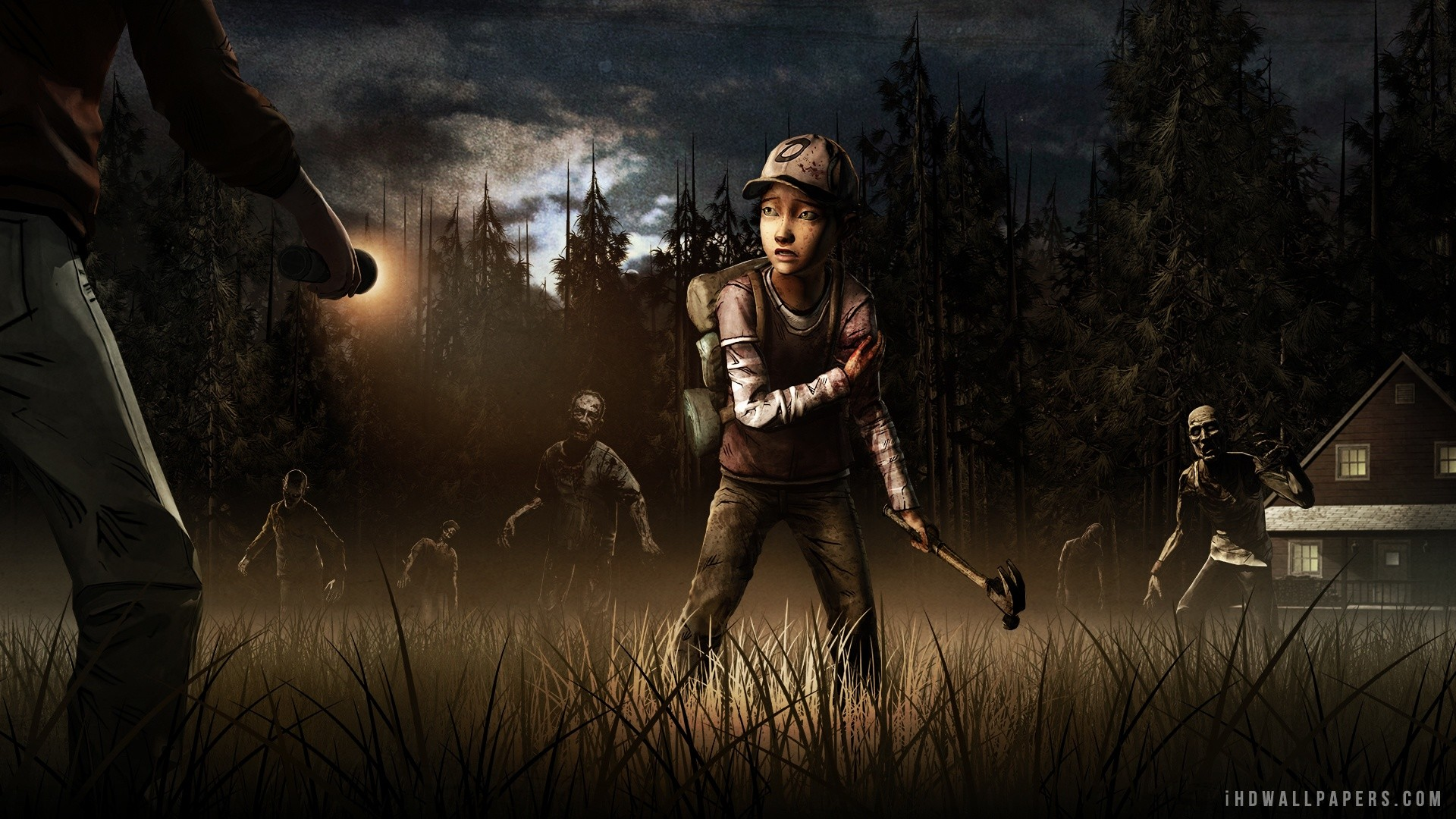 the walking dead wallpaper 1366x768 (56+ pictures)