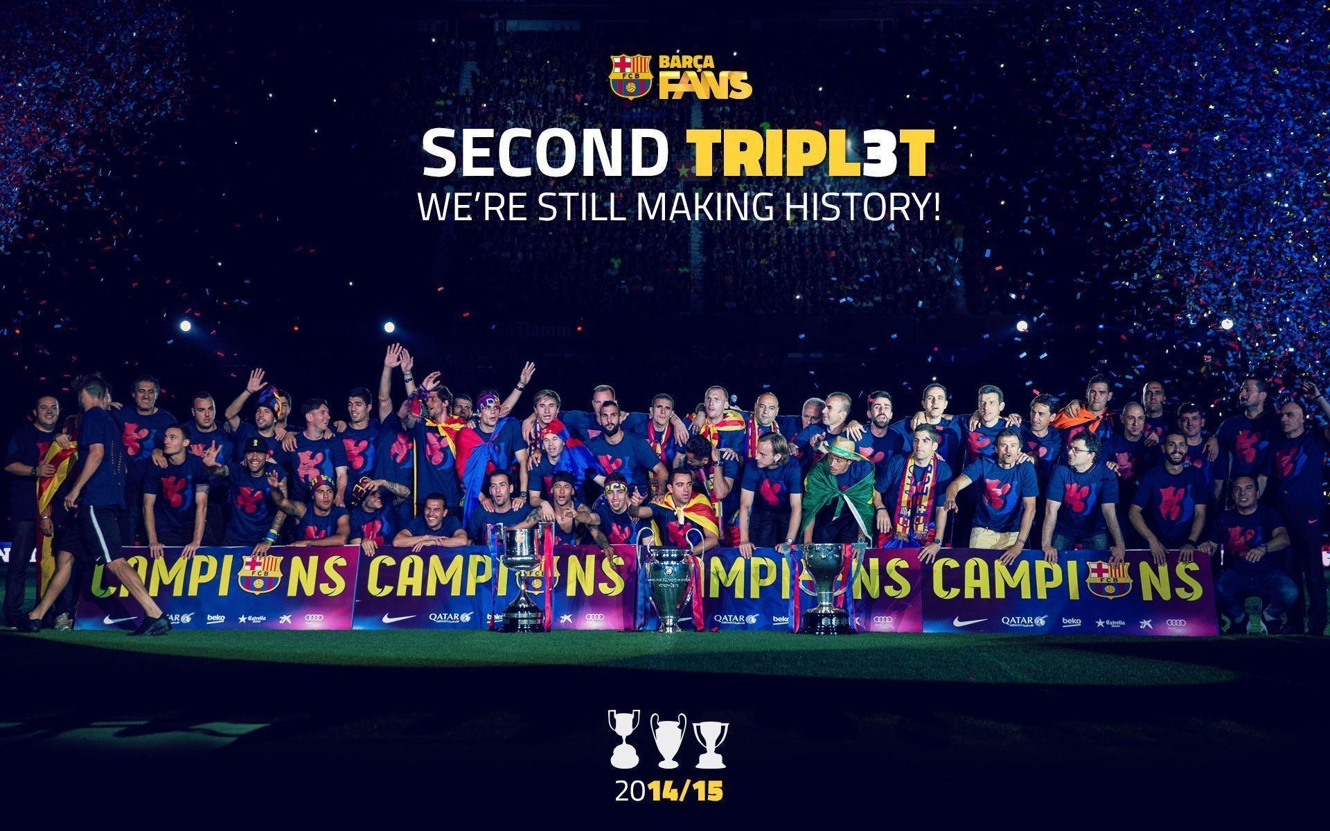 14+ Fc Barcelona Wallpaper 4K