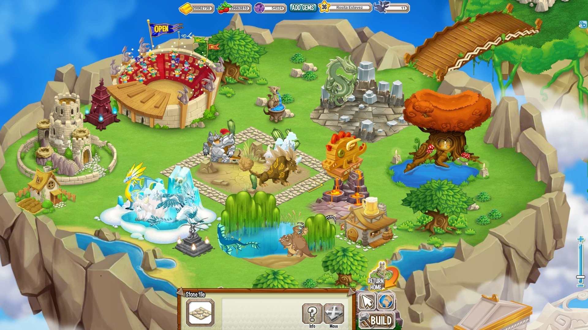 Dragon City Wallpapers 81+ pictures
