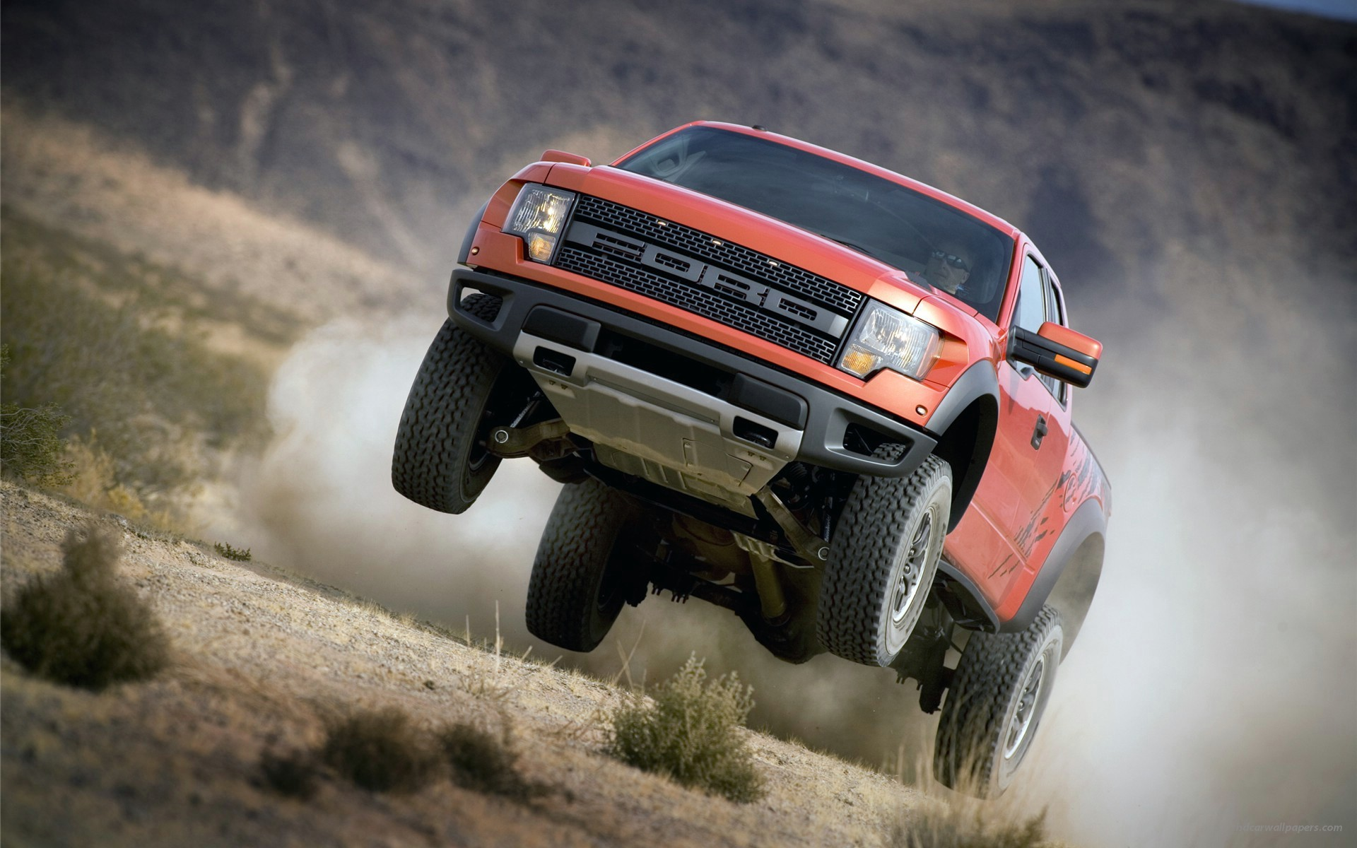Ford F 150 Raptor Wallpapers (54+ pictures)