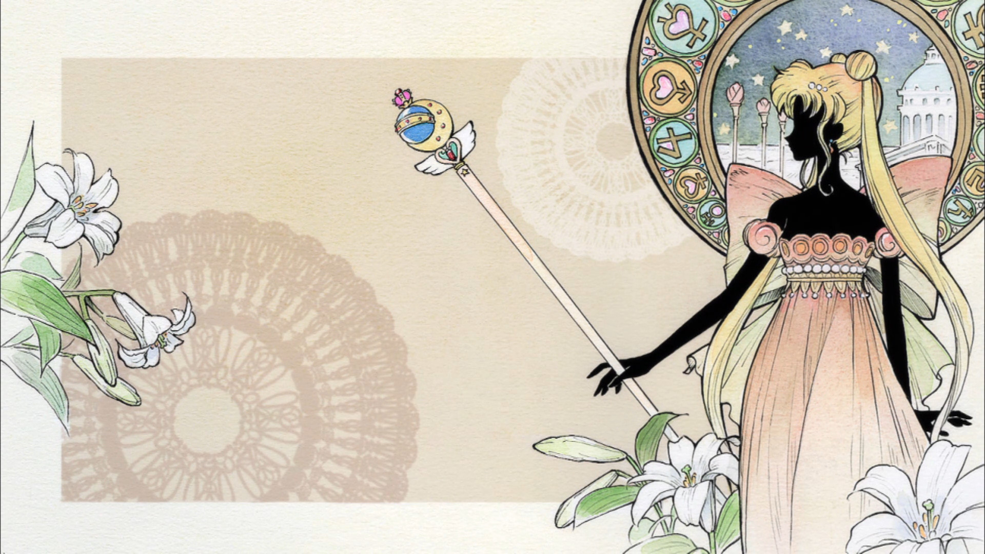 Sailor Moon Crystal Wallpapers 81 Pictures