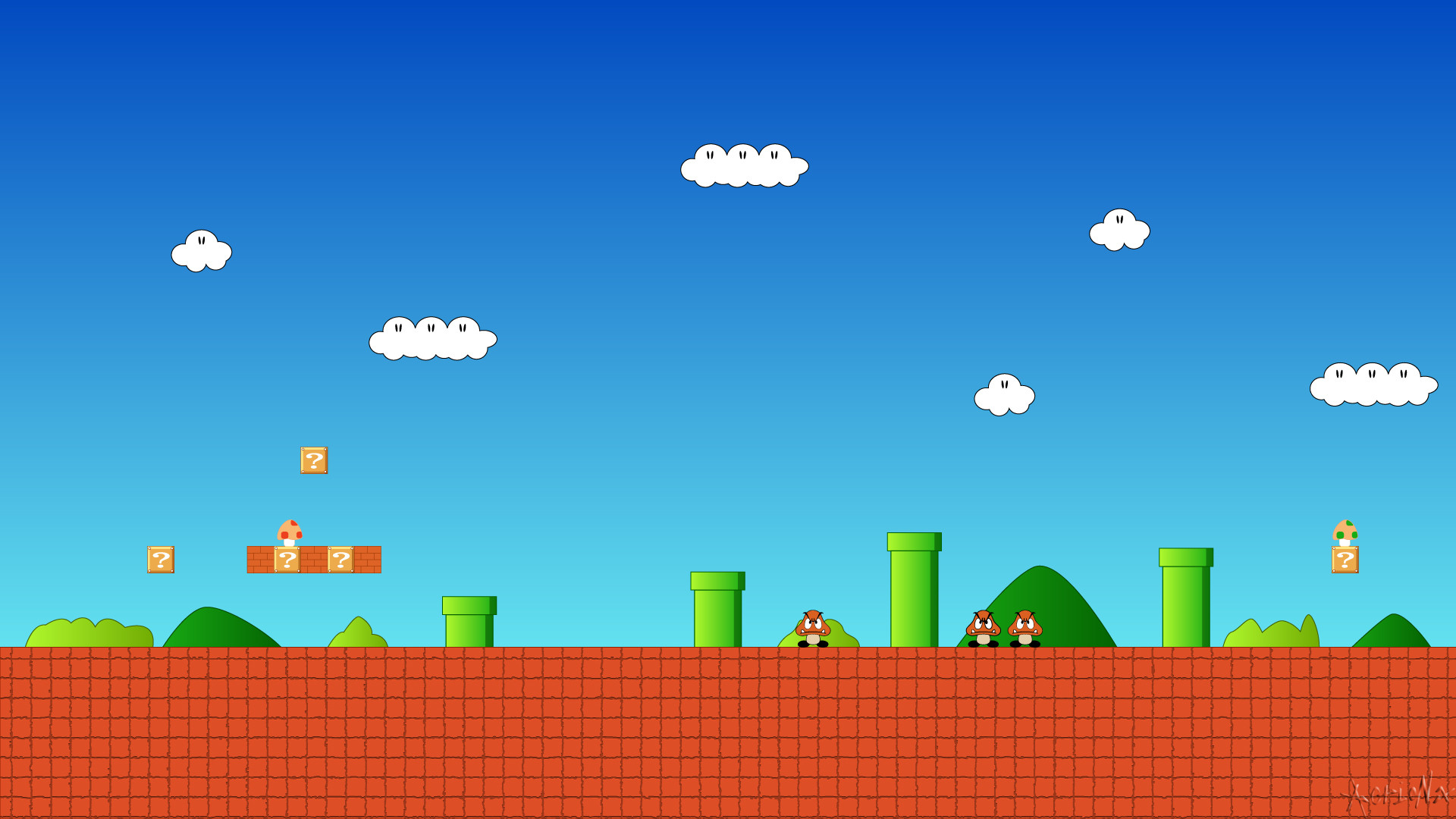 Mario World Wallpaper 73 Pictures