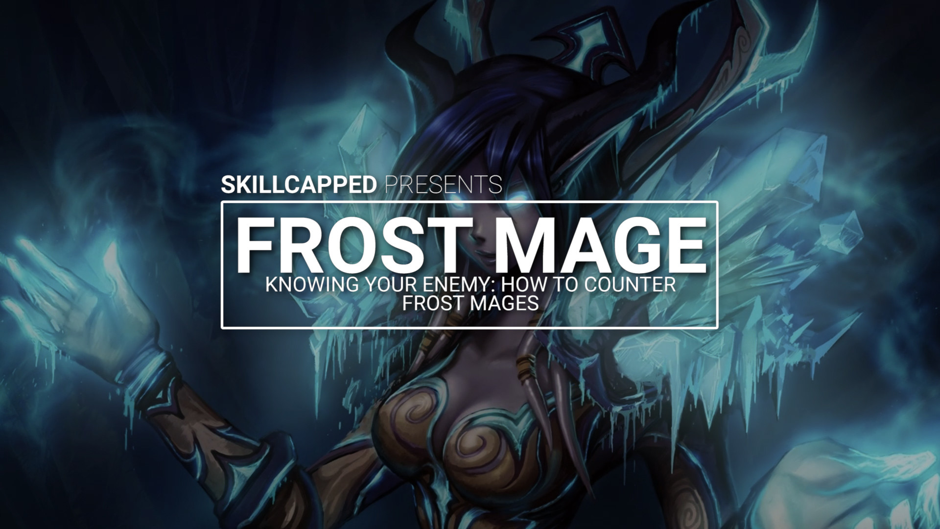 Frost Mage Wallpaper (77+ pictures)