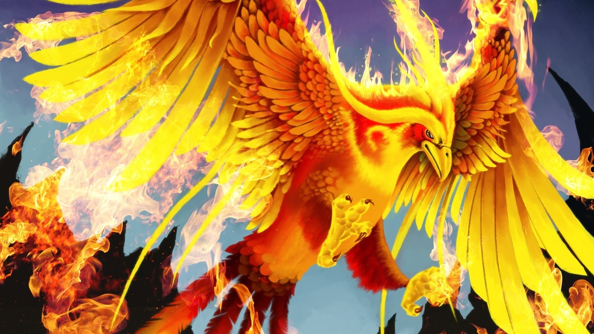 Wings Of Fire Wallpapers (74+ Pictures