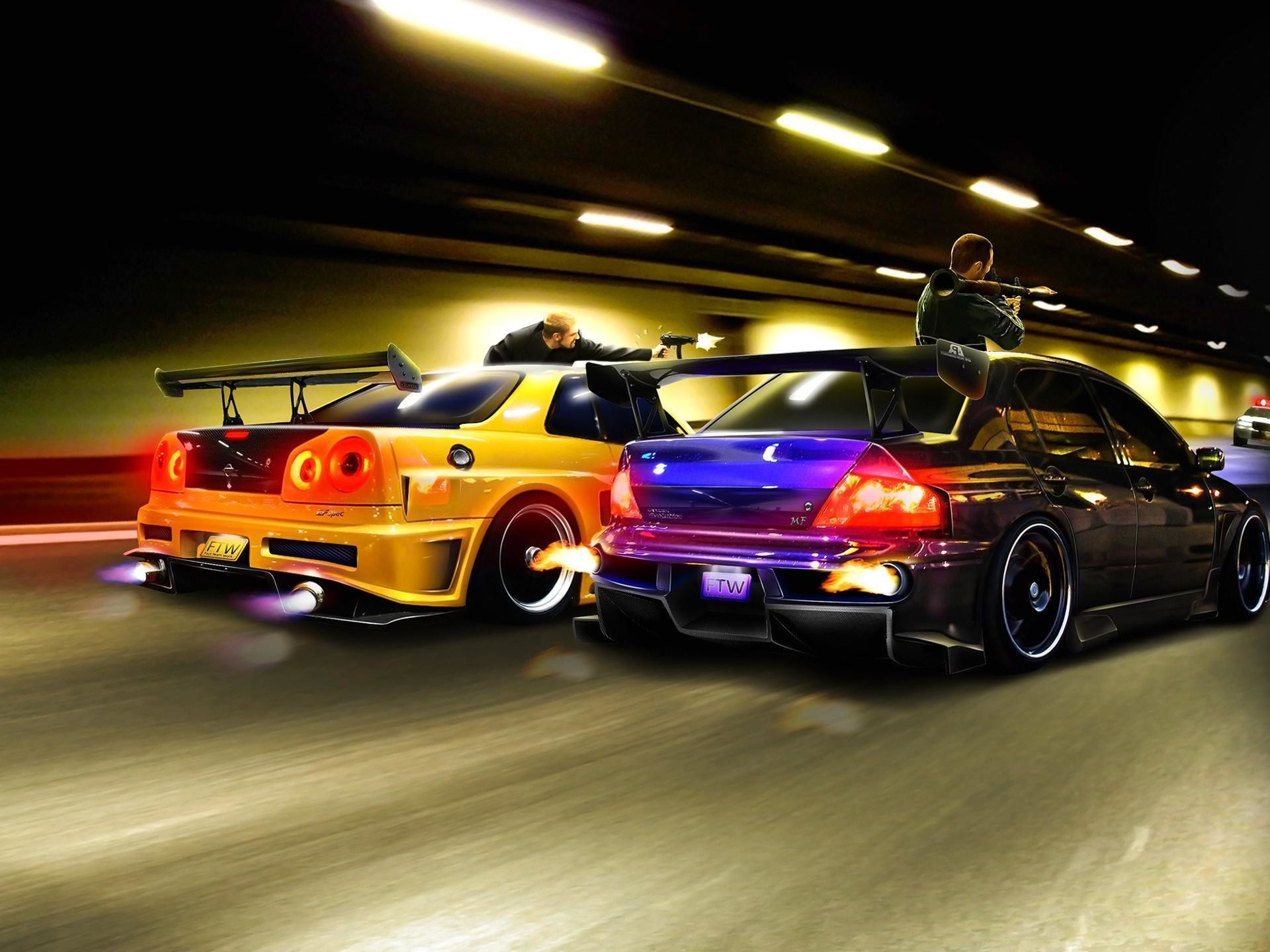 Street Racing Cars Wallpapers 54 Pictures