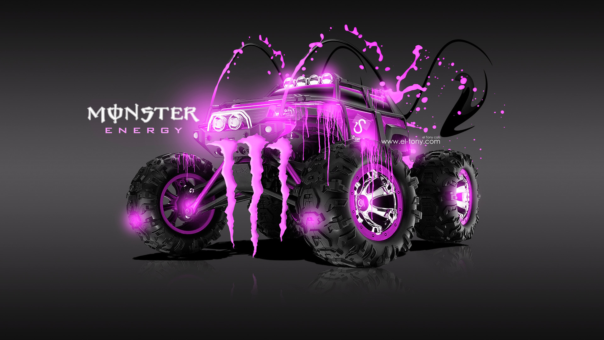 Monster Logo Wallpapers 67 Pictures