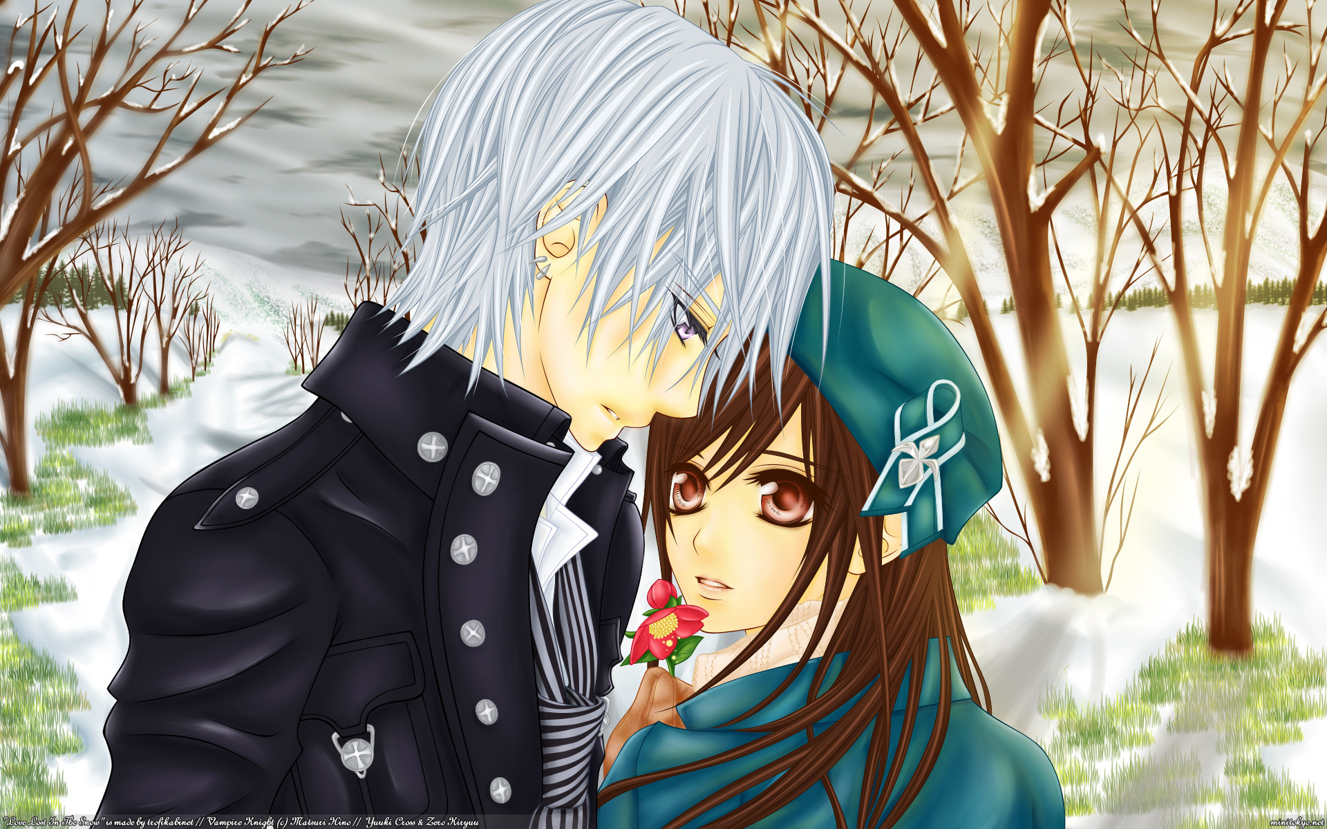 vampire knight wallpapers (75+ pictures)