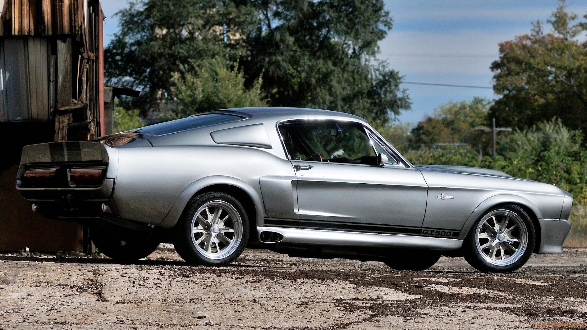 1967 Ford Mustang Wallpaper