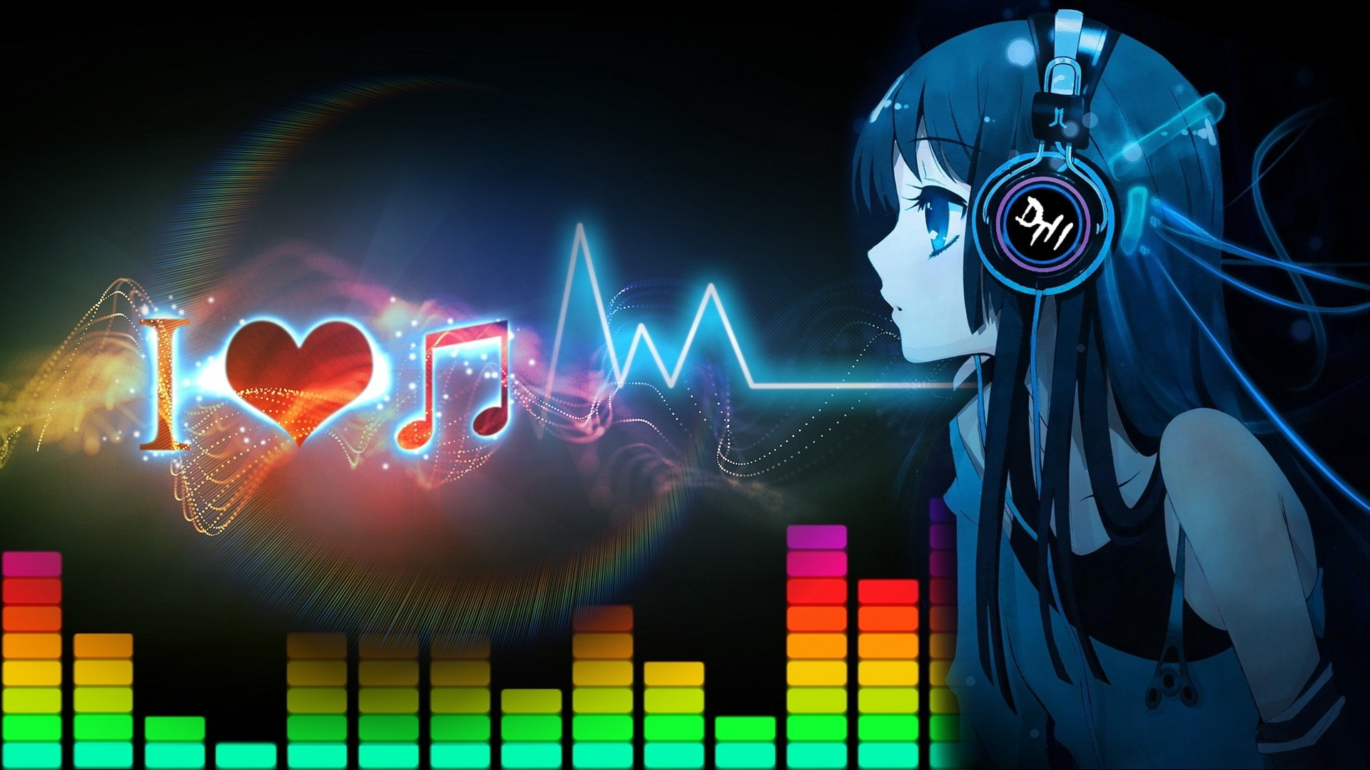 1920x1200 Anime Music Wallpapers Hd Page 0
