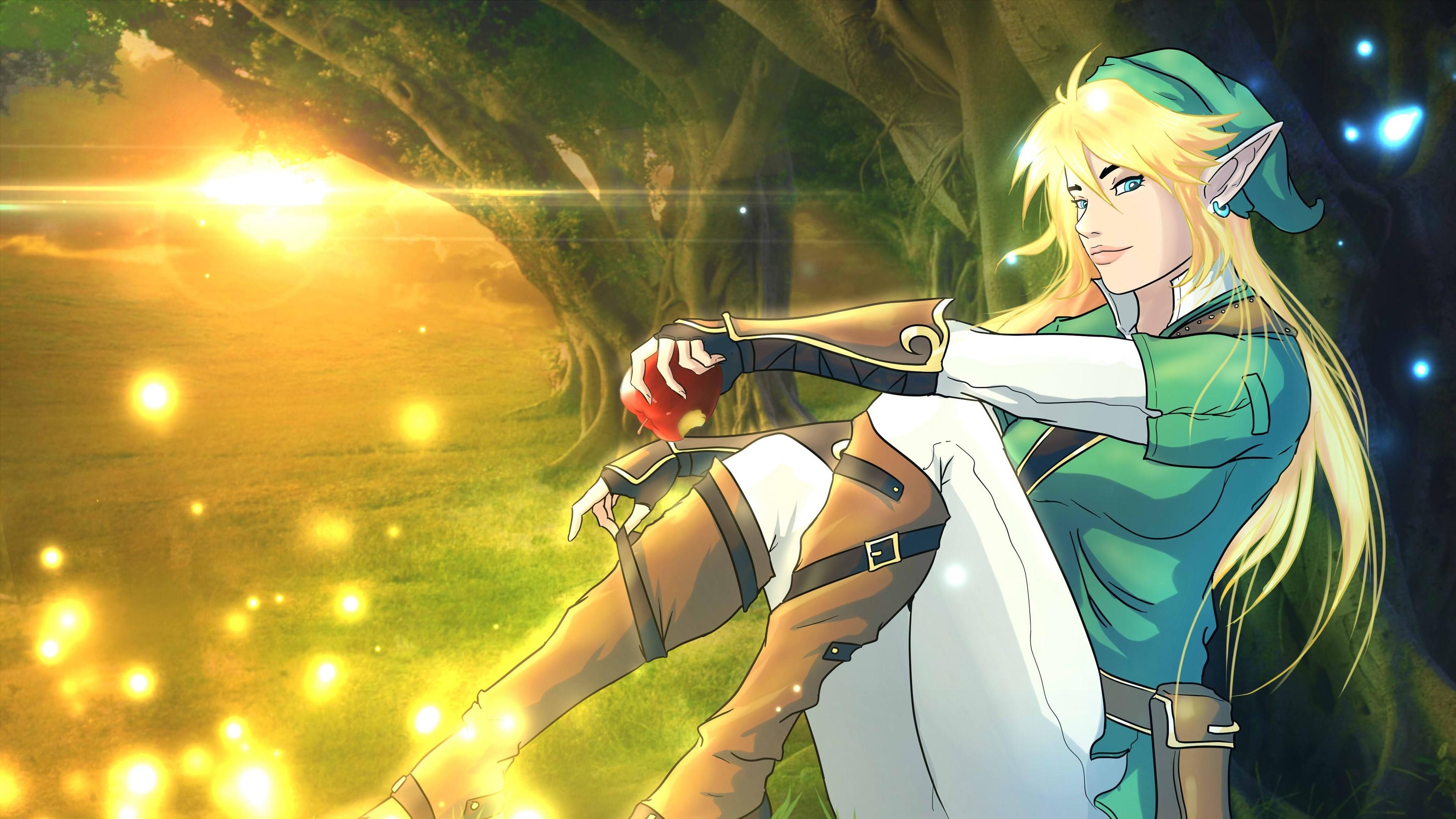 Zelda Link Wallpaper (75+ pictures)