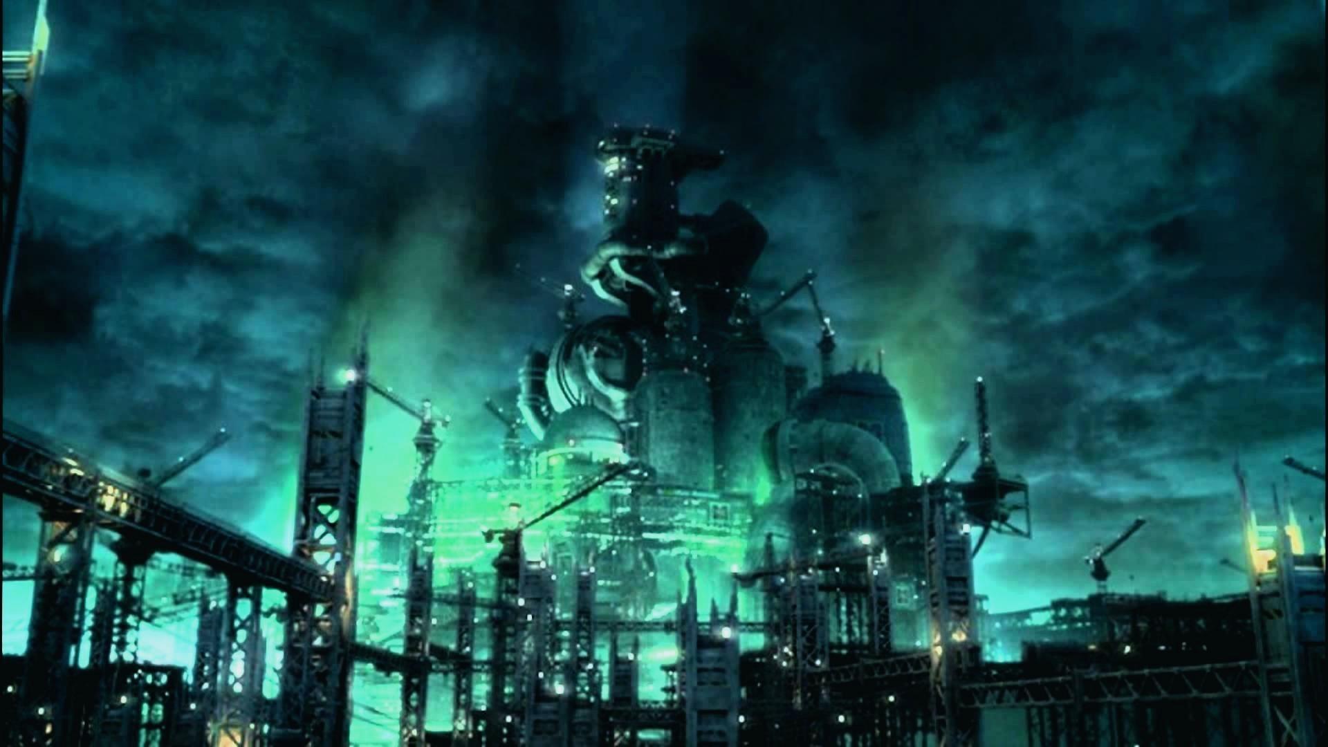 Wallpaperwiki Final Fantasy 7 Backgrounds PIC WPD006860