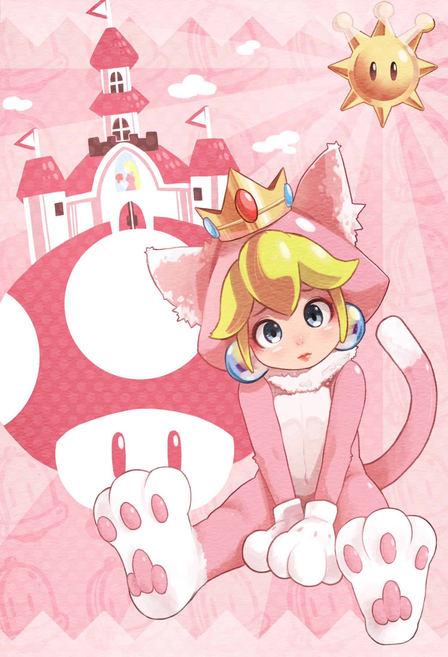 Princess Peach Wallpaper (65+ pictures)