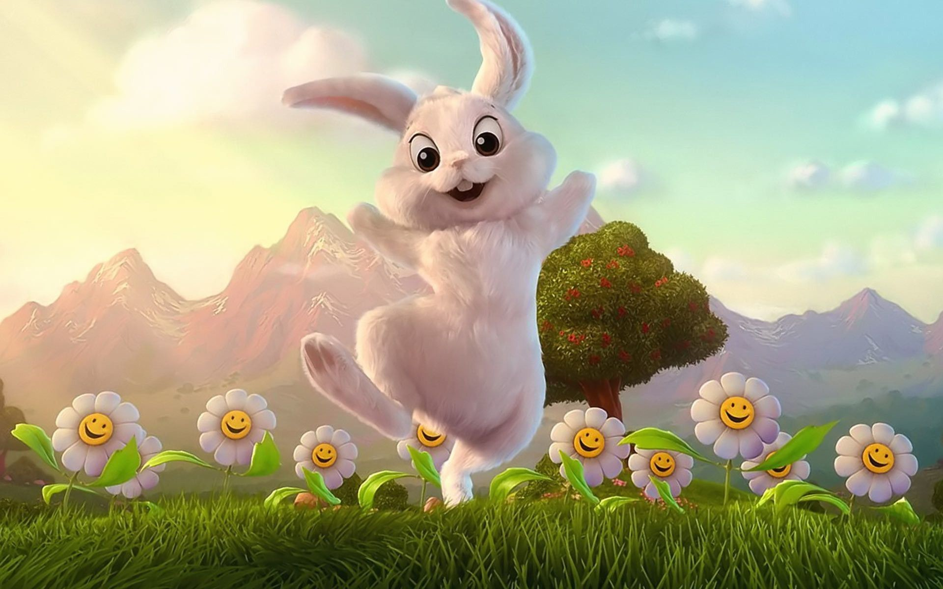 Easter Bunny Wallpaper 64 Pictures