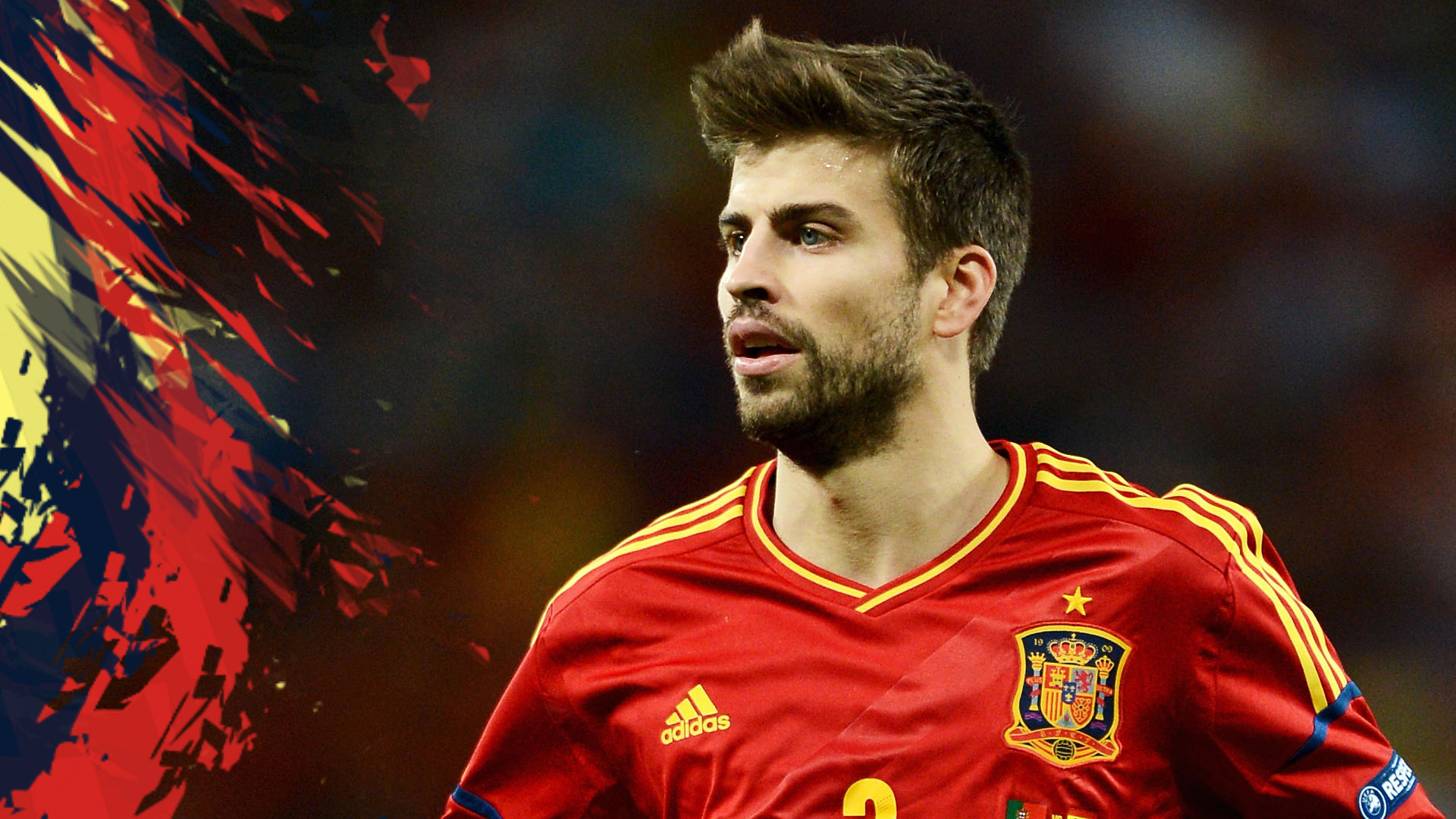 Gerard Pique Wallpaper (85+ pictures)