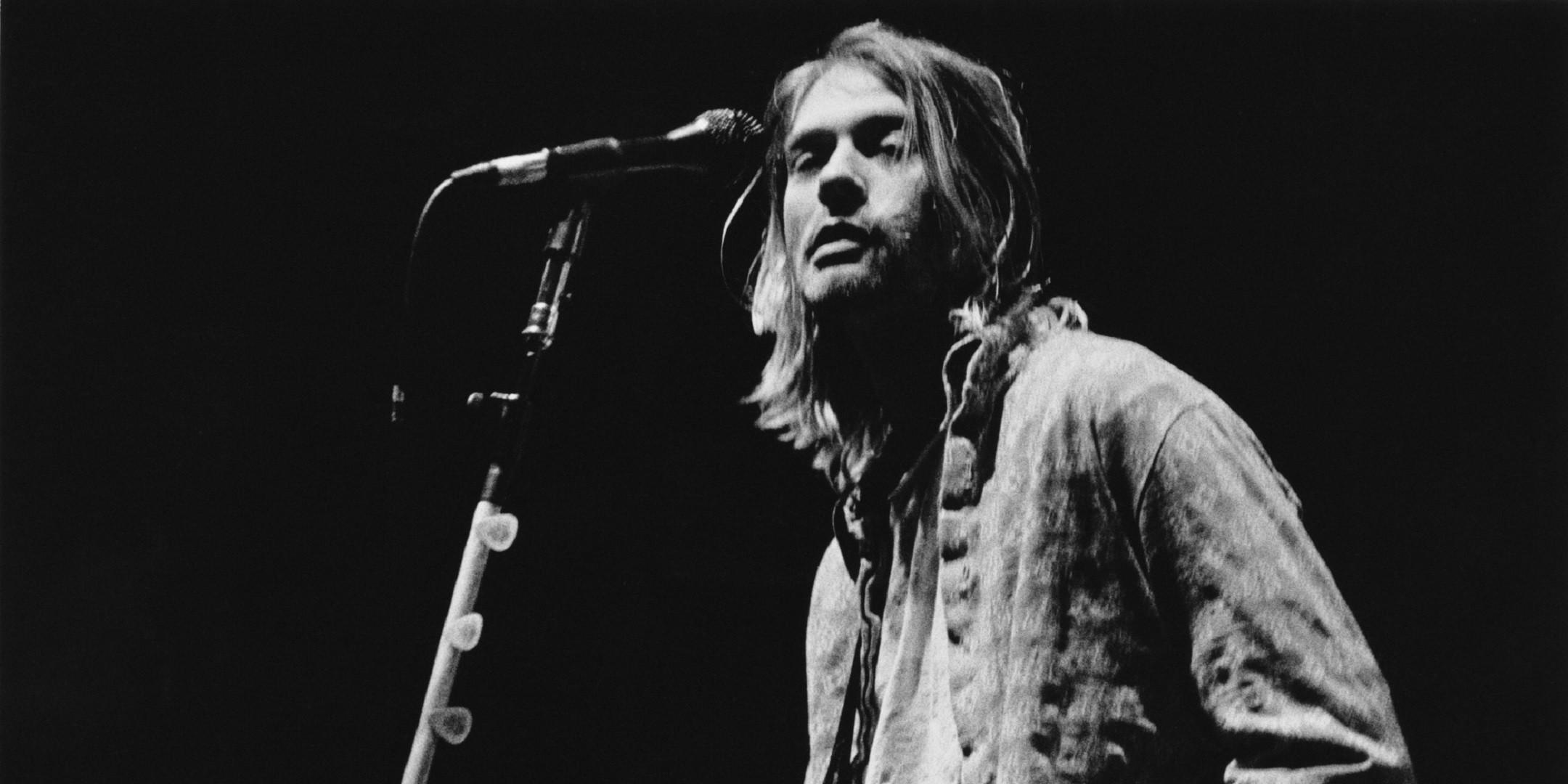 Kurt cobain background 63 pictures - Kurt cobain nirvana wallpaper ...