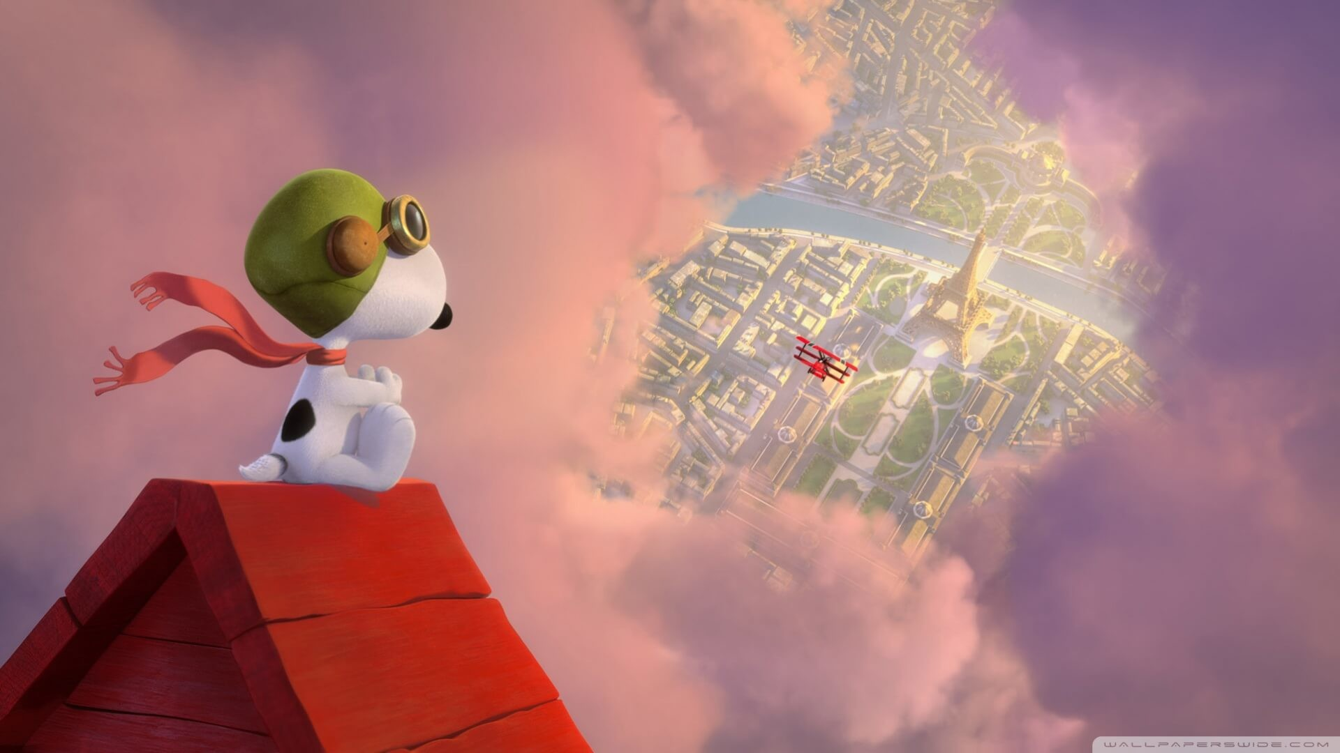 Snoopy Wallpaper 55 Pictures