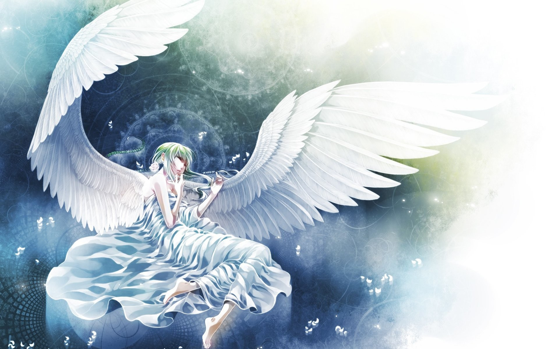 Anime Angel Wallpaper 60 Pictures