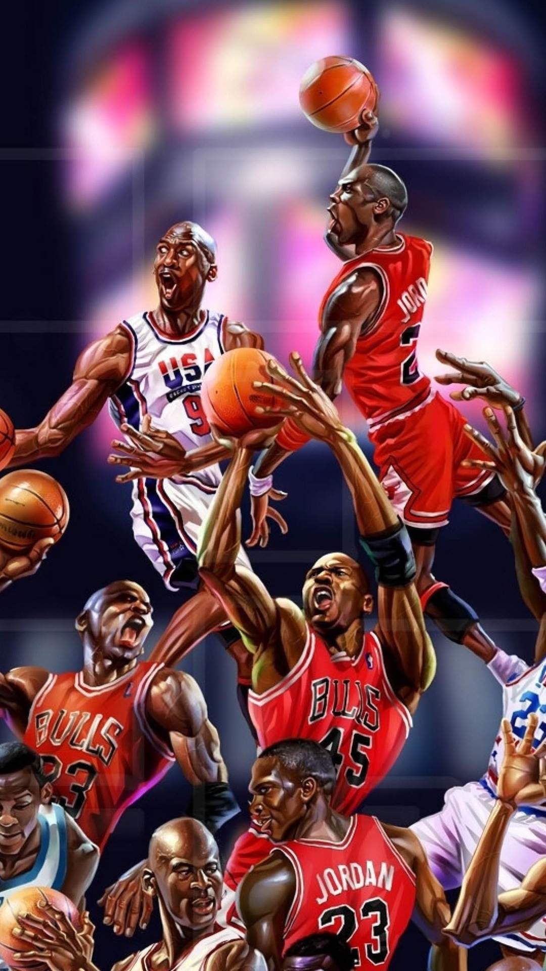 Michael Jordan Wallpaper Iphone Xr