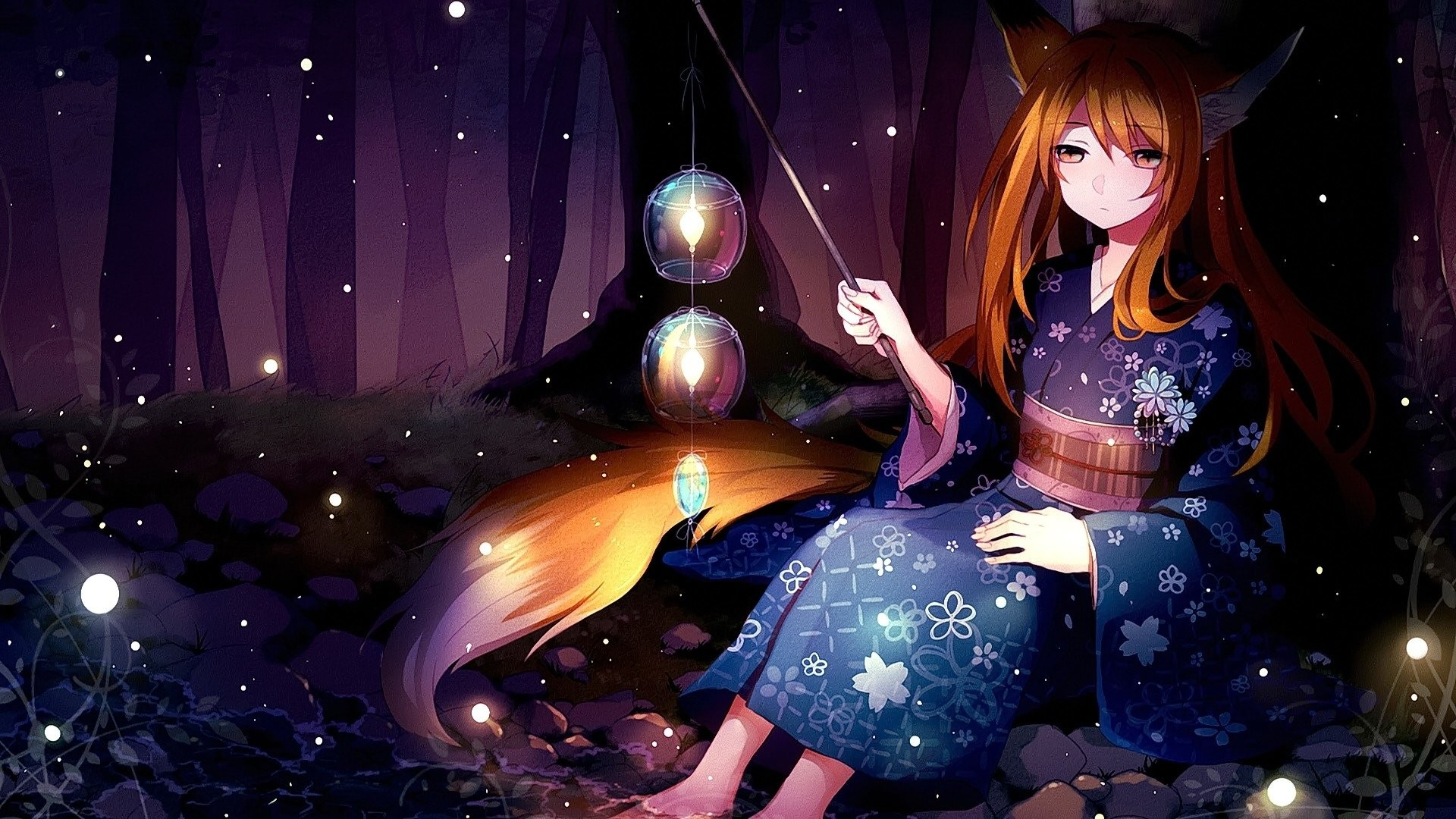 Kitsune Wallpapers 61 Pictures