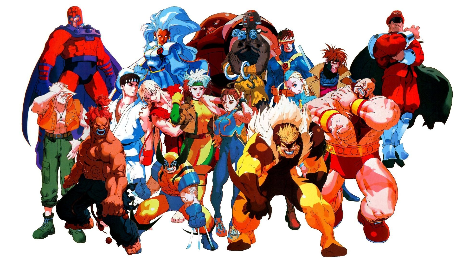 Street Fighter 2 Wallpaper (78+ pictures)