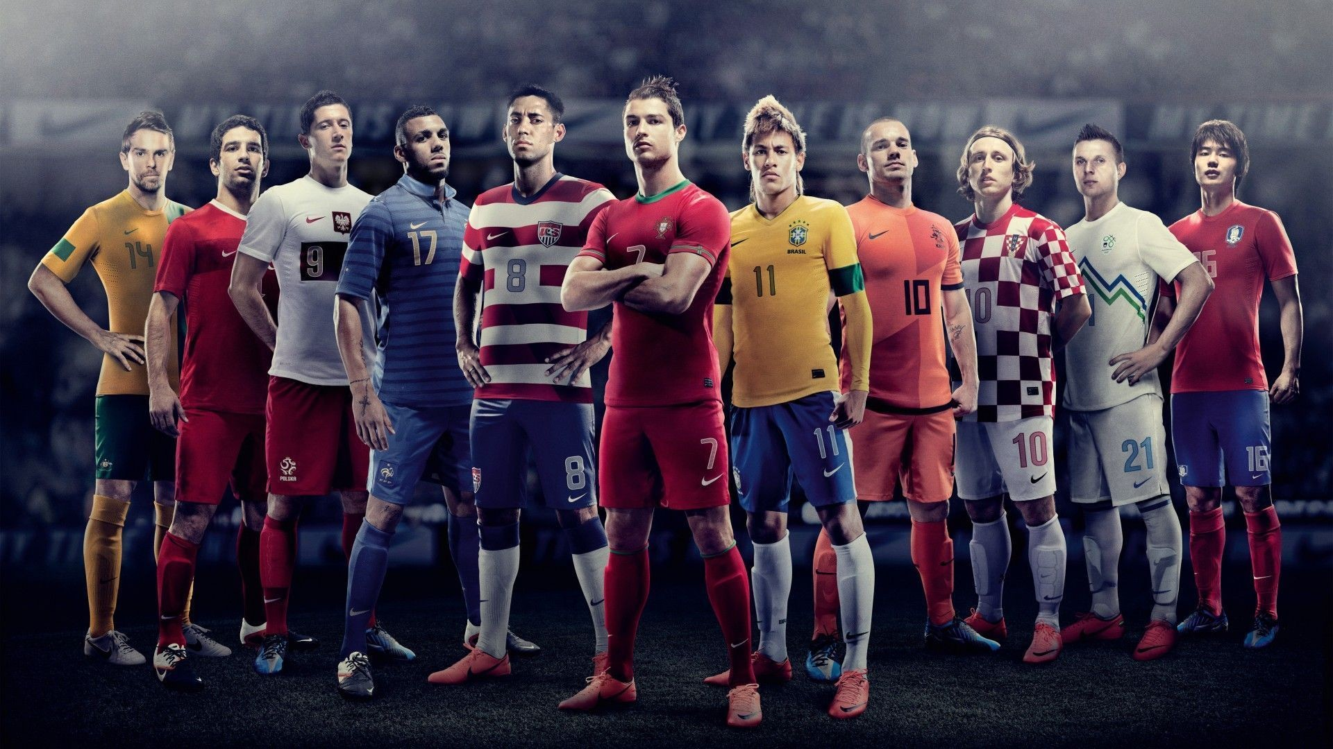 Hd Soccer Wallpapers 81 Pictures