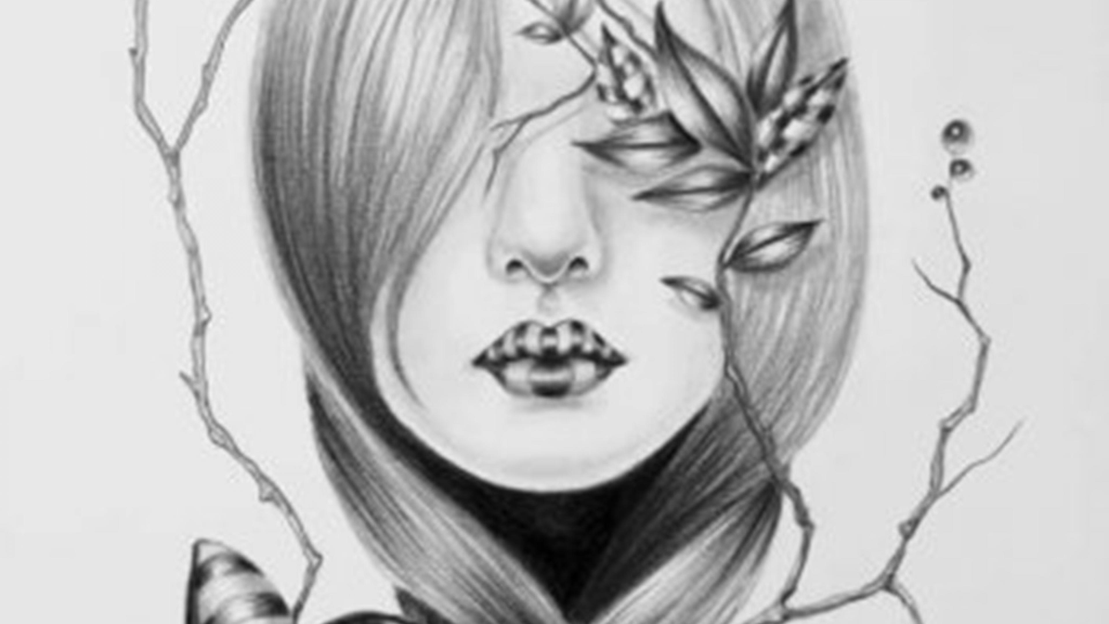 Pencil Art Wallpaper 48 Pictures