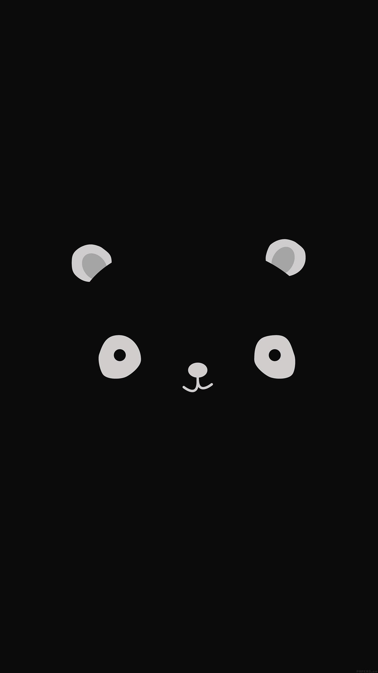 1600x2133 Cute Chibi Panda Wallpaper Anime Bear