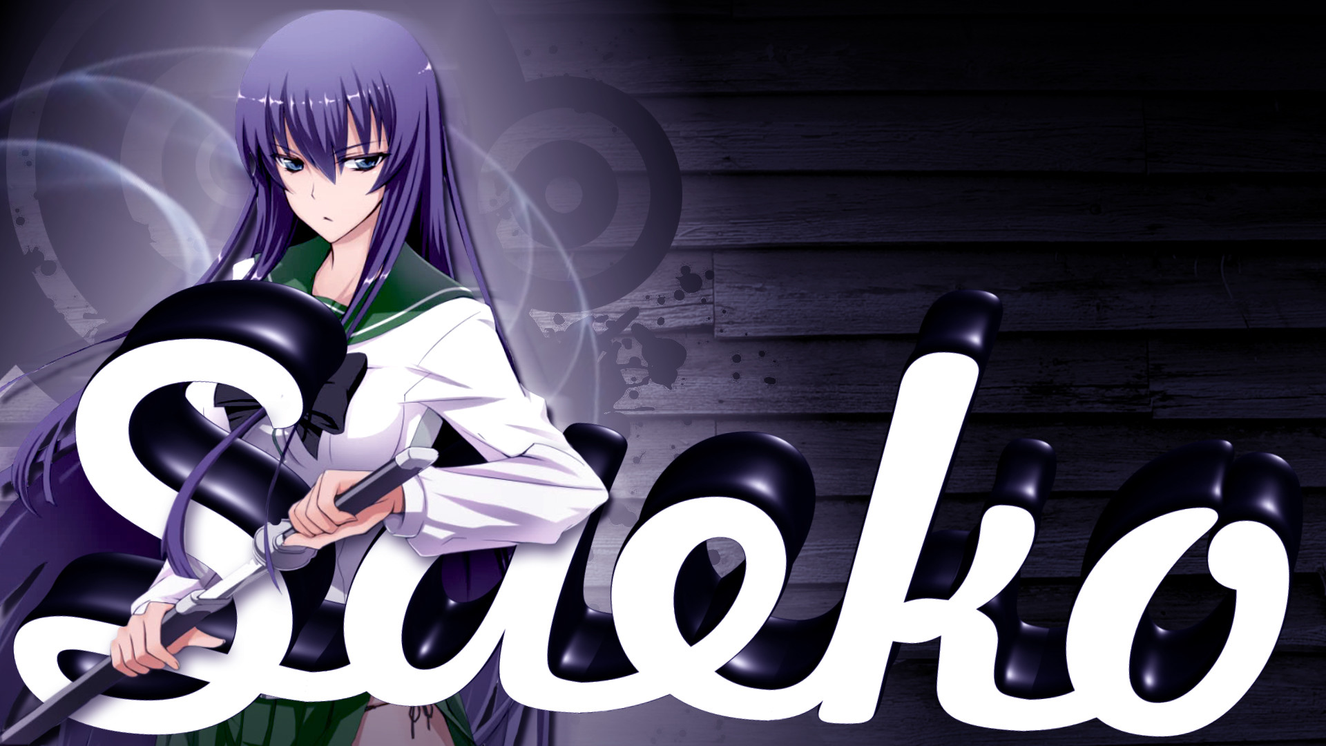 Highschool Of The Dead Wallpapers 65 Pictures