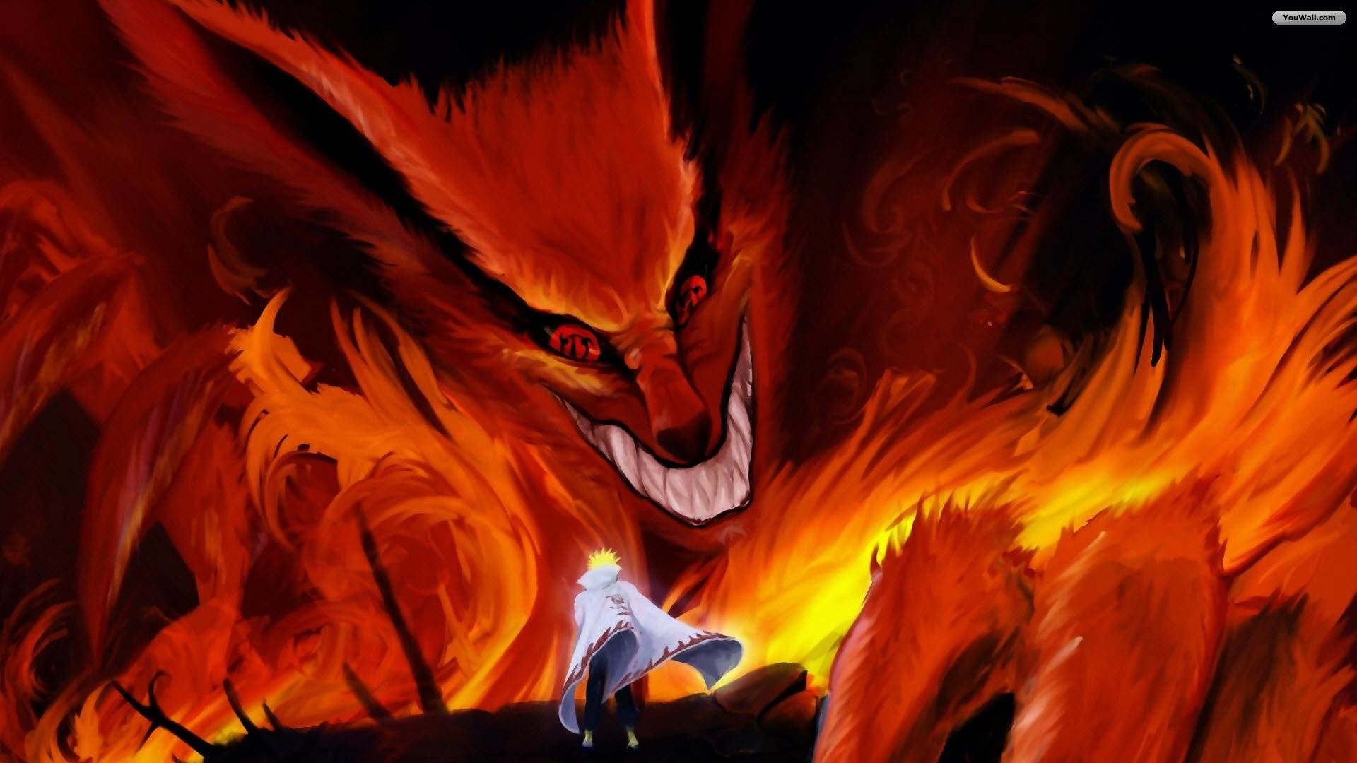 Nine Tails Wallpapers 52 Pictures