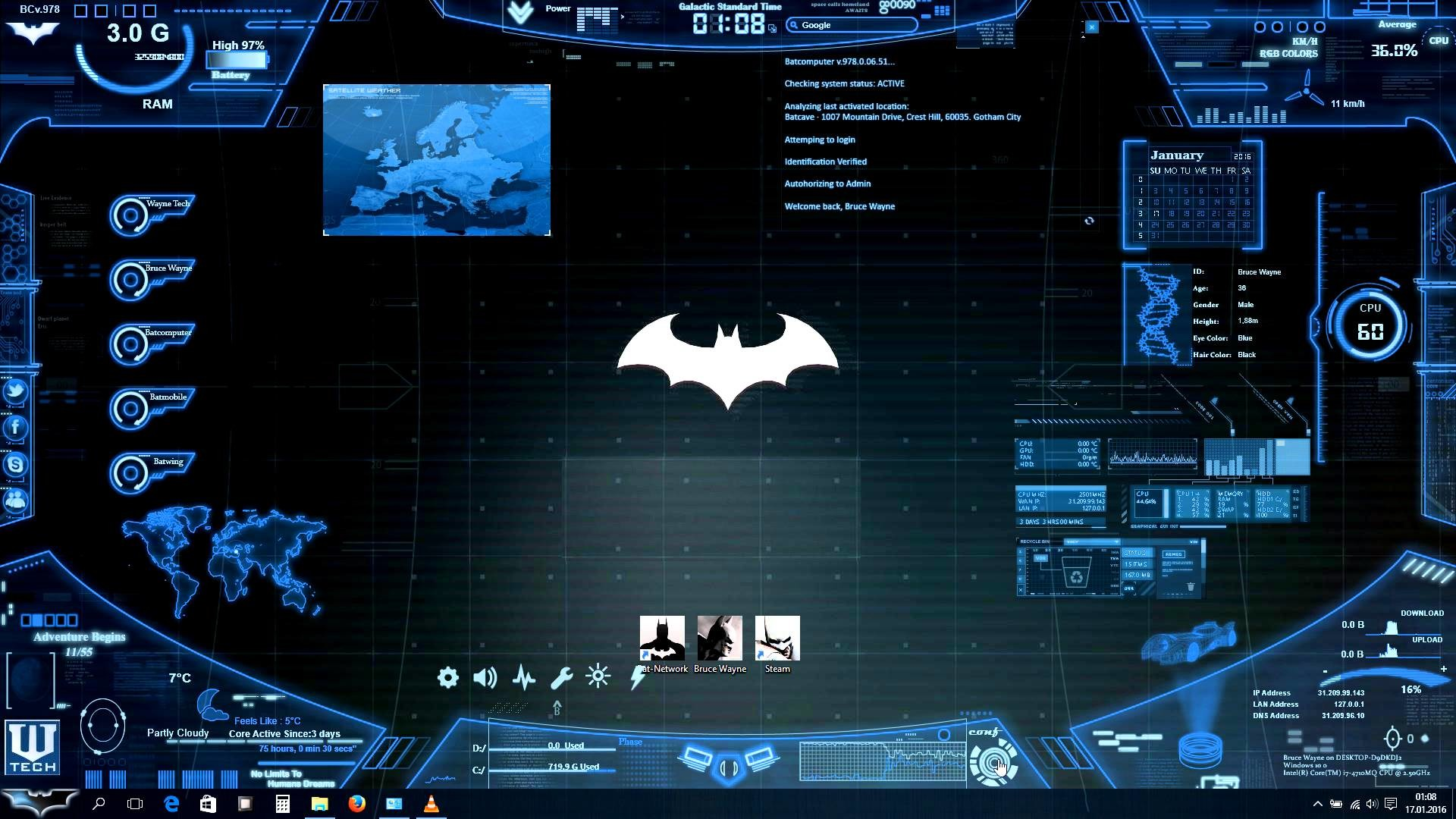 Batcave Wallpapers 68 Pictures