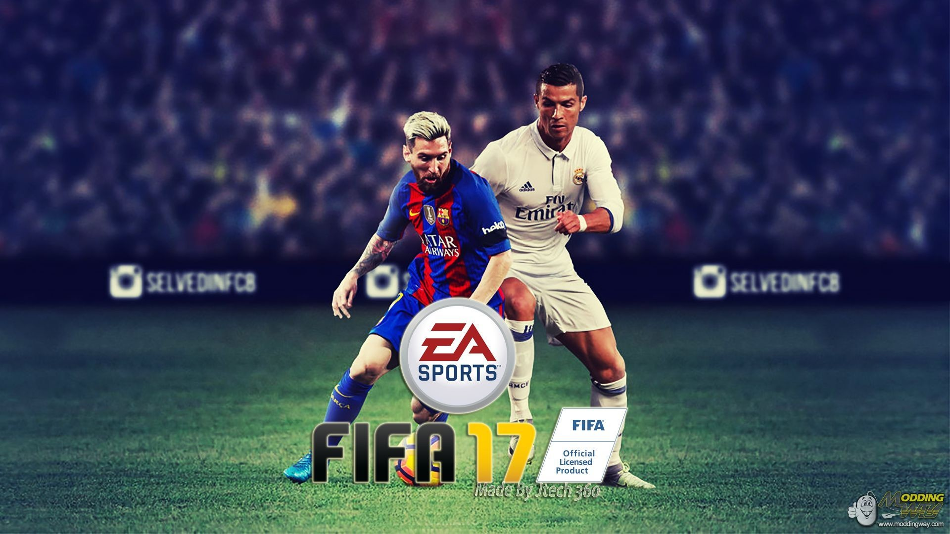 Fifa 17 Wallpapers (84+ pictures)