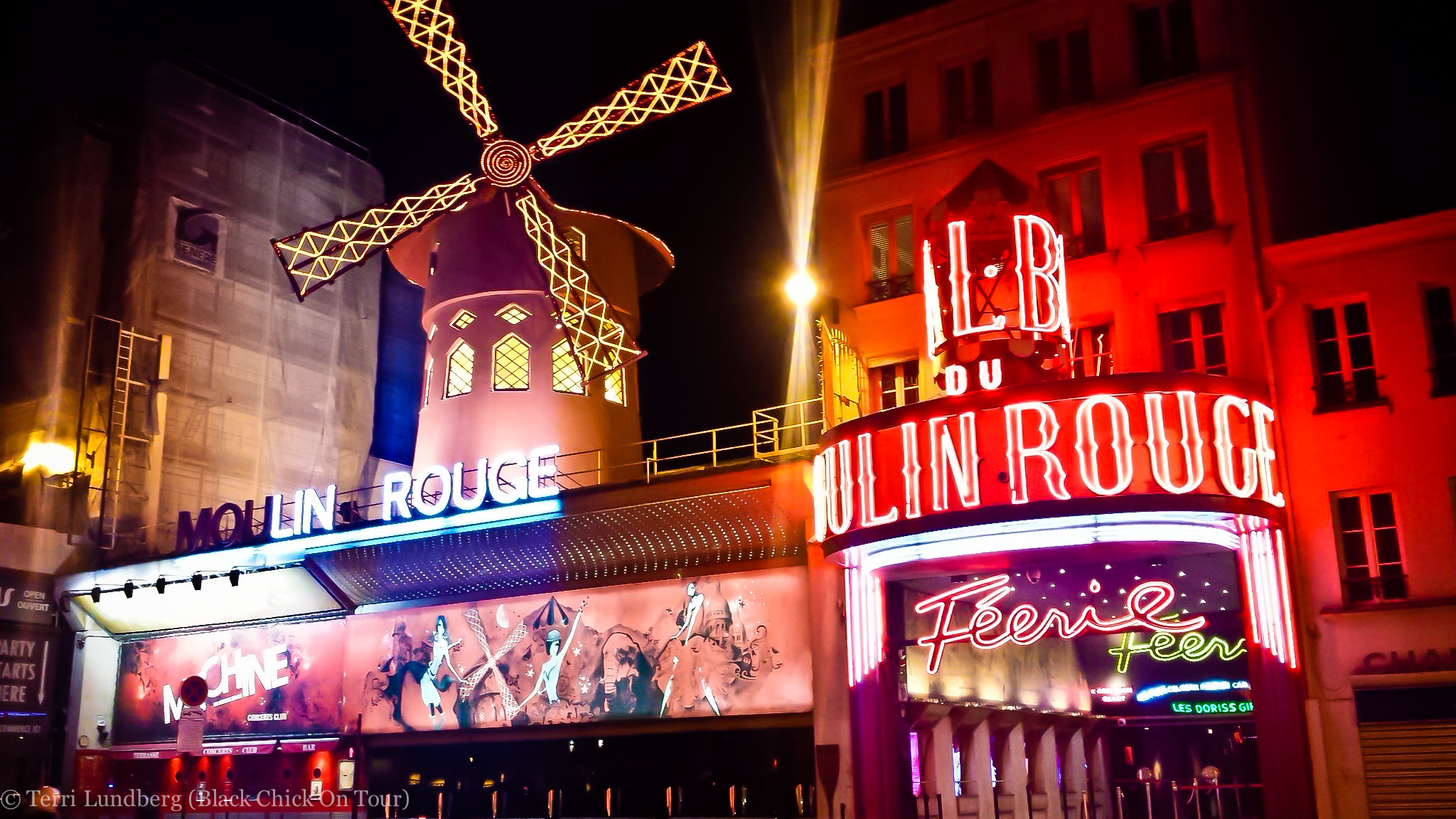 Moulin Rouge Wallpaper 55 Pictures